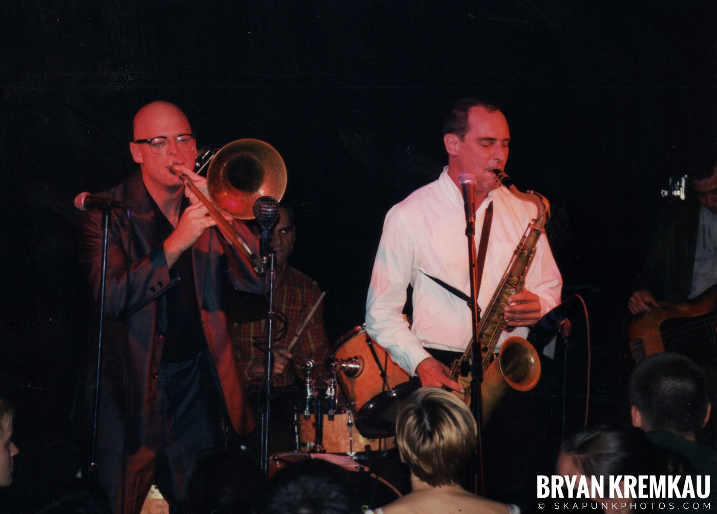 The Scofflaws @ Wetlands, NYC - 10.11.98 (1)