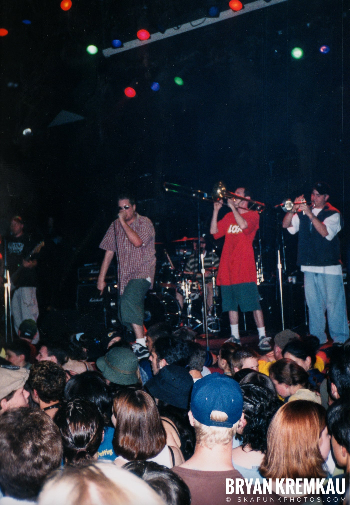 Sgt Scagnetti @ The Chance, Poughkeepsie, NY - 1998 (3)