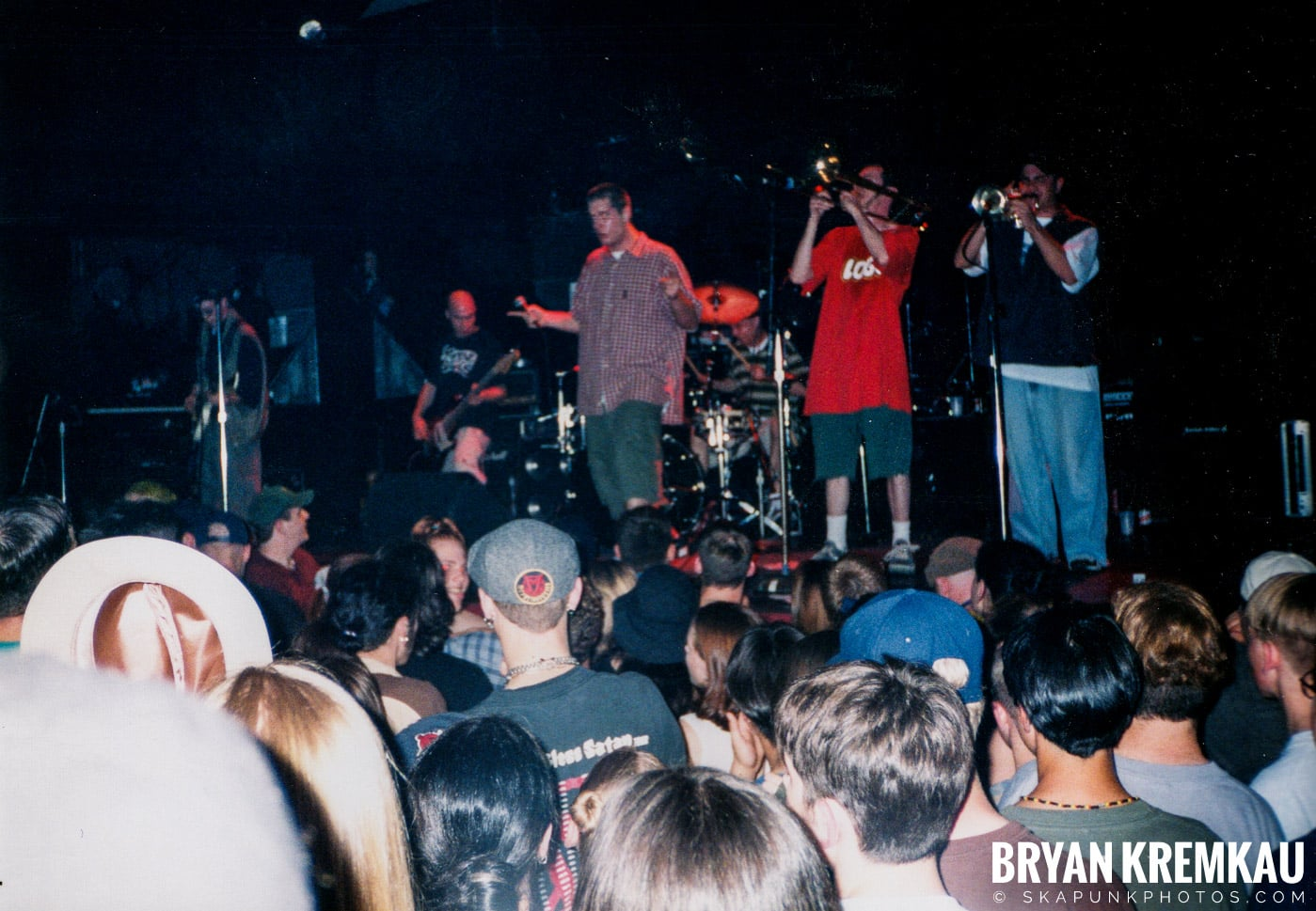 Sgt Scagnetti @ The Chance, Poughkeepsie, NY - 1998 (2)
