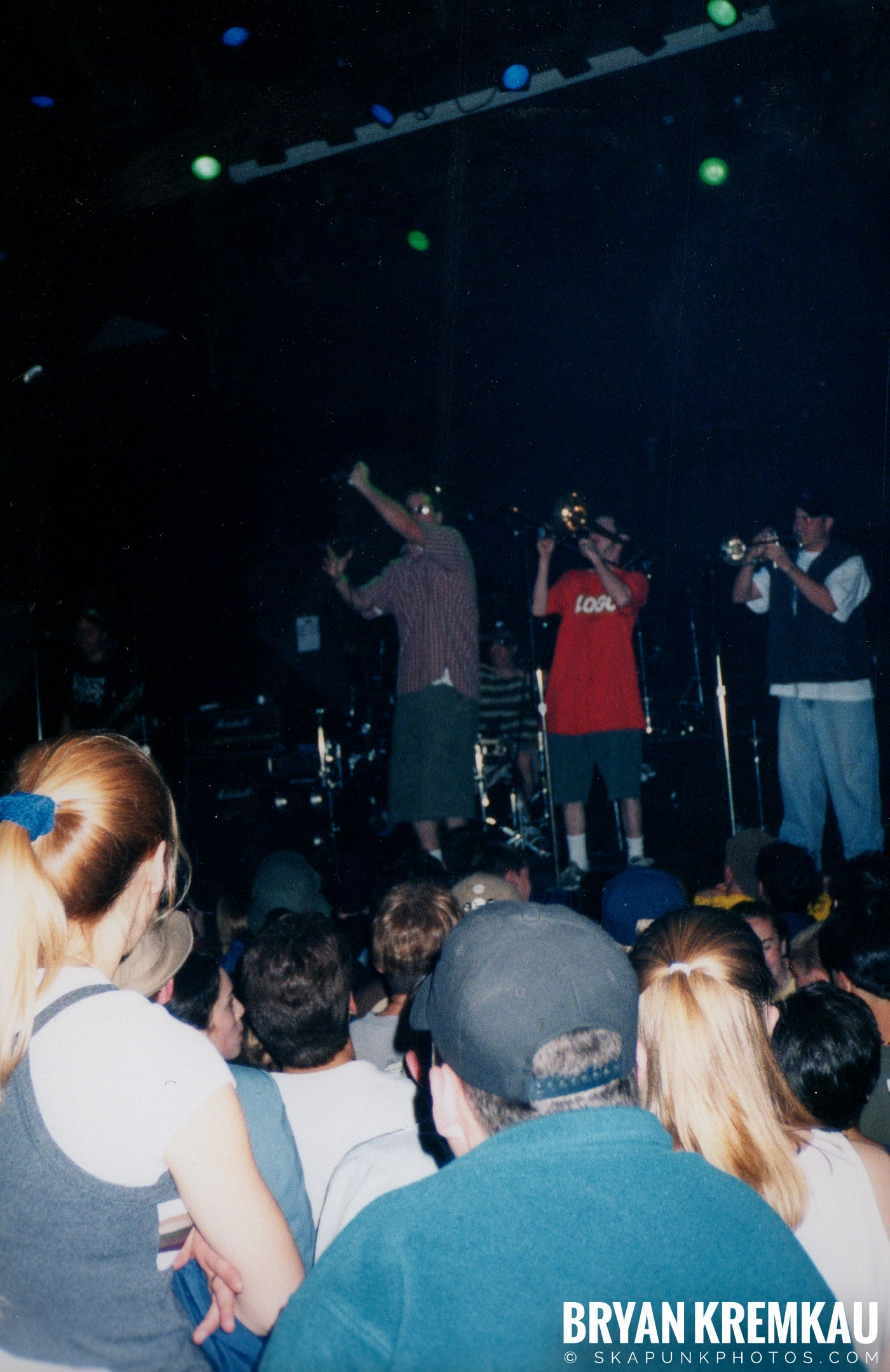 Sgt Scagnetti @ The Chance, Poughkeepsie, NY - 1998 (1)