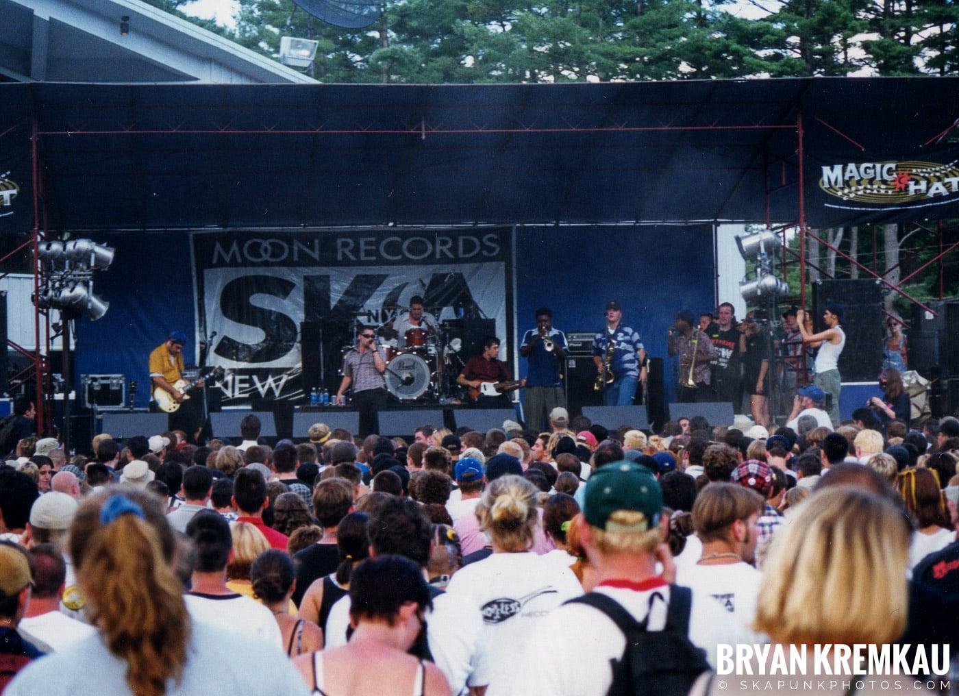 Spring Heeled Jack @ New England Ska Fest 98, Westford, MA - 8.22.98 (7)