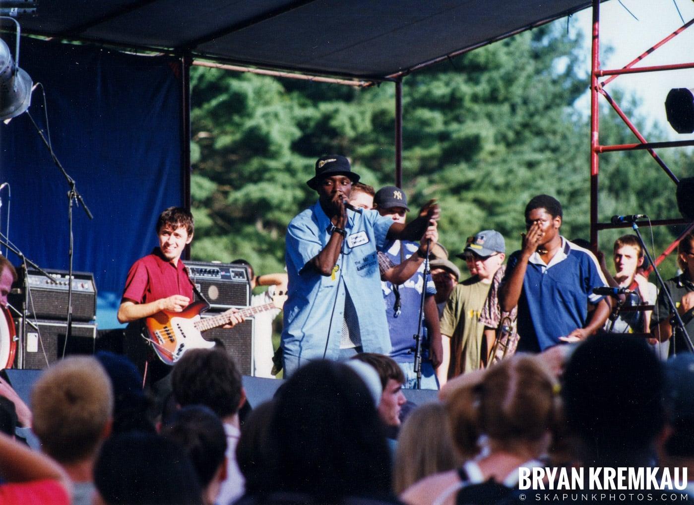 Spring Heeled Jack @ New England Ska Fest 98, Westford, MA - 8.22.98 (3)