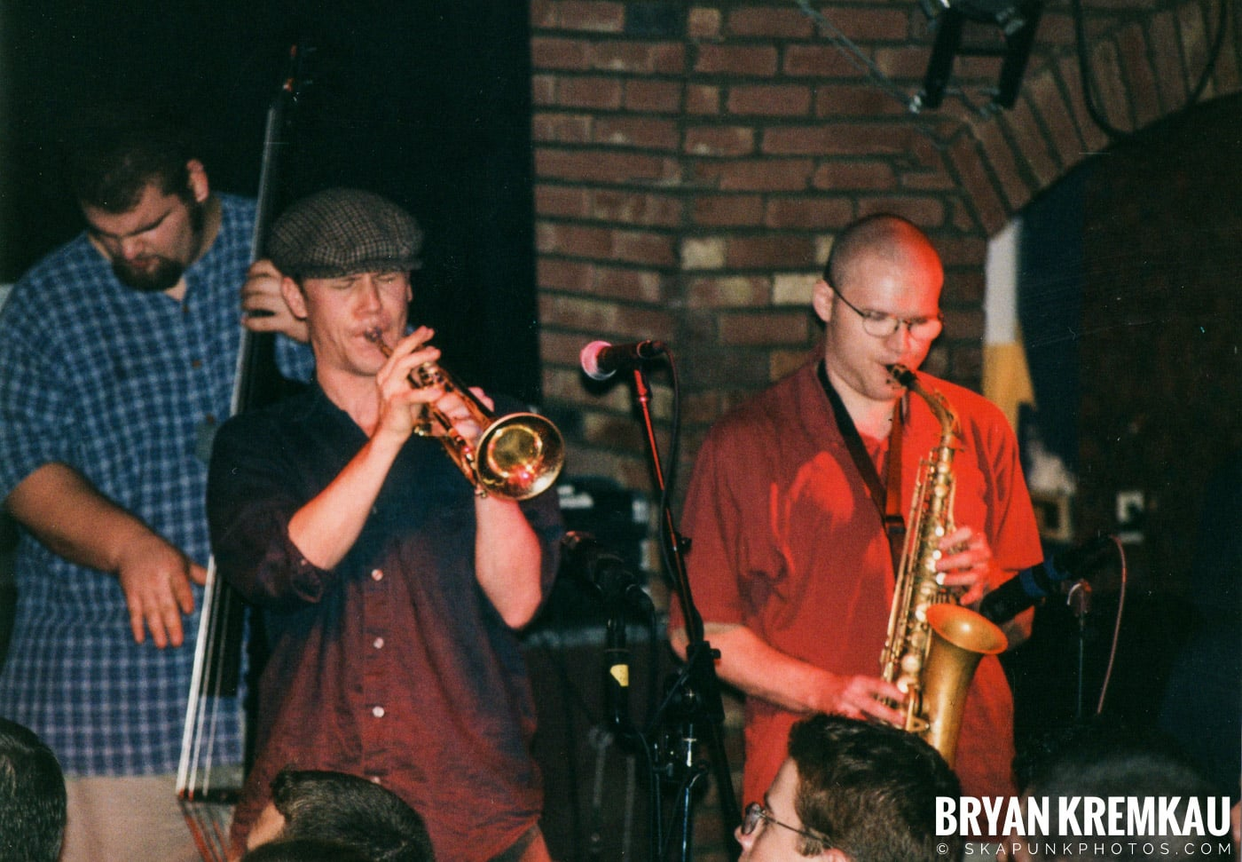 Skinnerbox @ Wetlands, NYC - 10.11.98 (12)