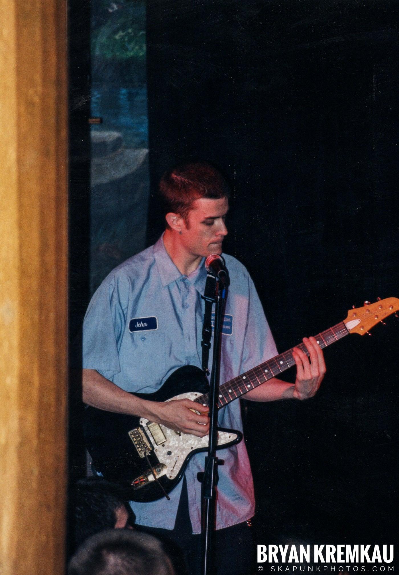 Skinnerbox @ Wetlands, NYC - 10.11.98 (8)