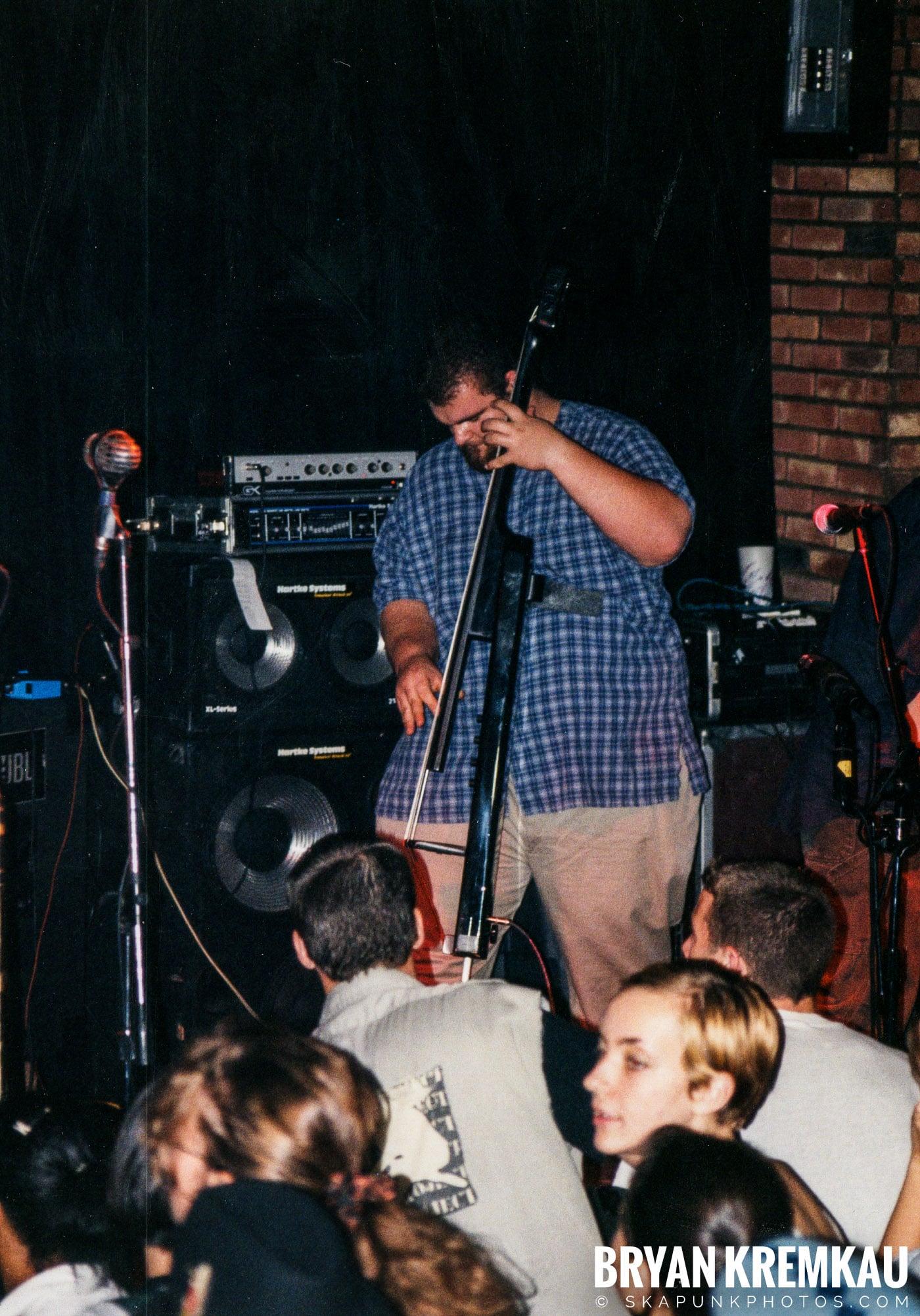 Skinnerbox @ Wetlands, NYC - 10.11.98 (7)