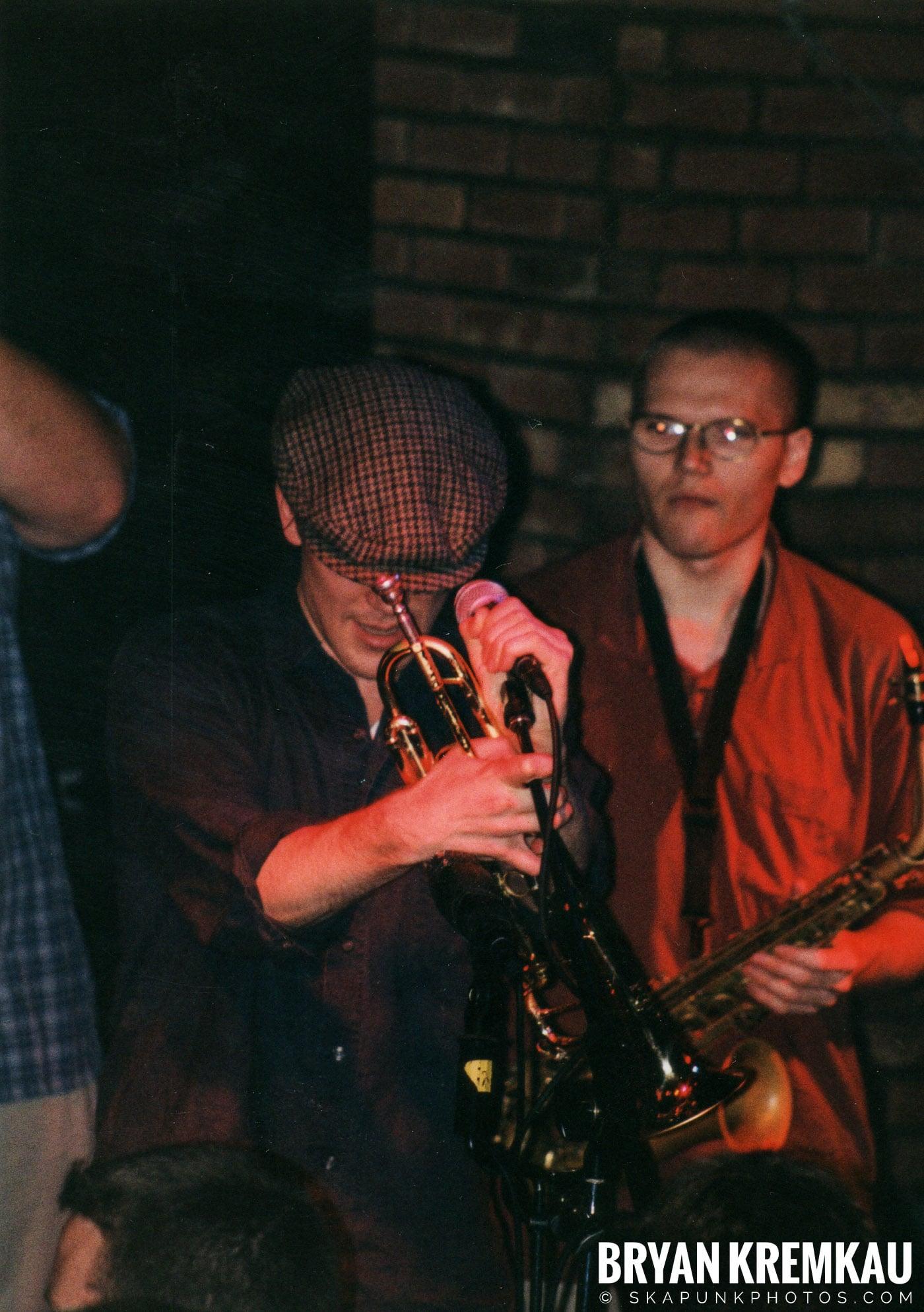 Skinnerbox @ Wetlands, NYC - 10.11.98 (2)