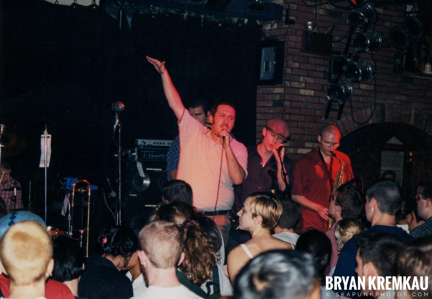 Skinnerbox @ Wetlands, NYC - 10.11.98 (1)