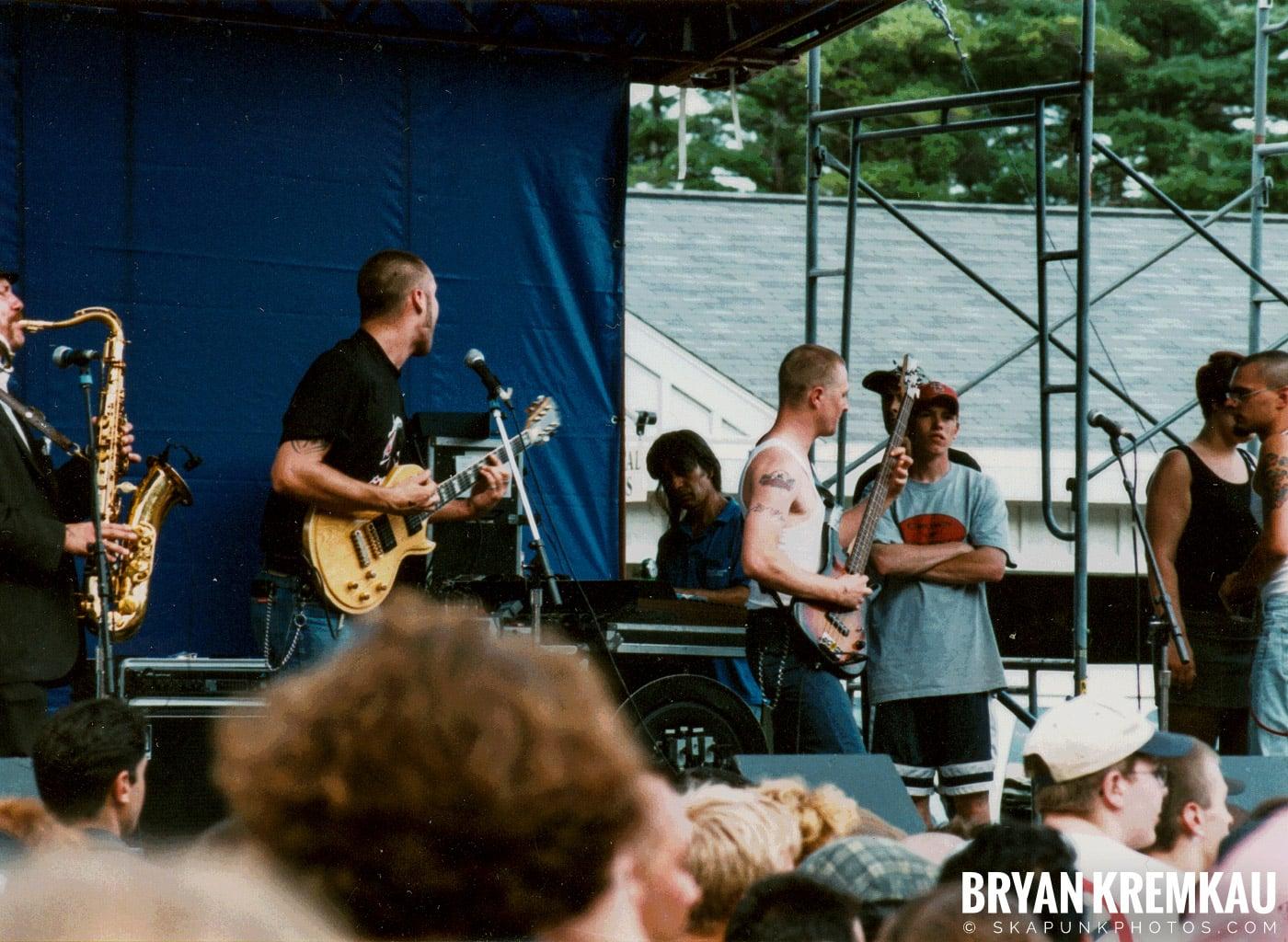 The Skoidats @ New England Ska Fest 98, Westford, MA - 8.22.98 (10)