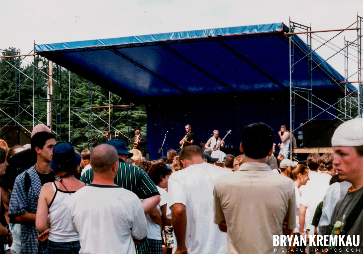 The Skoidats @ New England Ska Fest 98, Westford, MA - 8.22.98 (8)