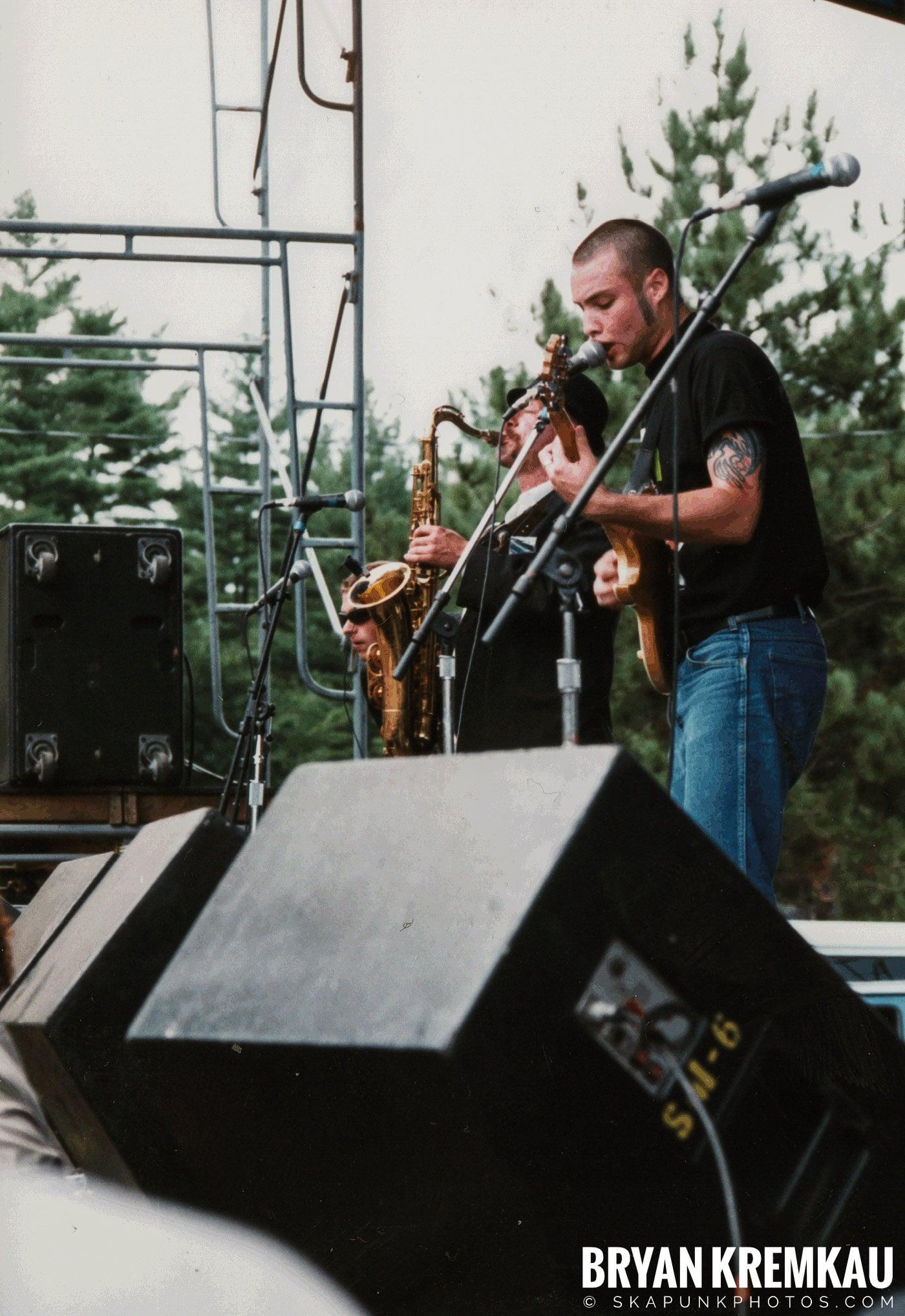 The Skoidats @ New England Ska Fest 98, Westford, MA - 8.22.98 (5)