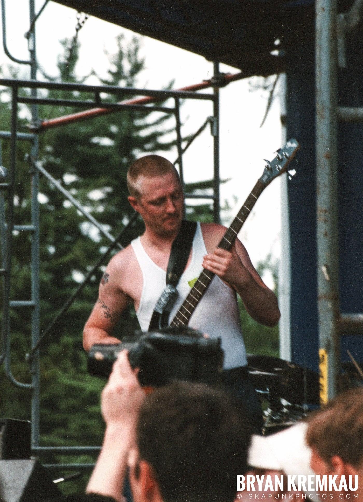 The Skoidats @ New England Ska Fest 98, Westford, MA - 8.22.98 (3)
