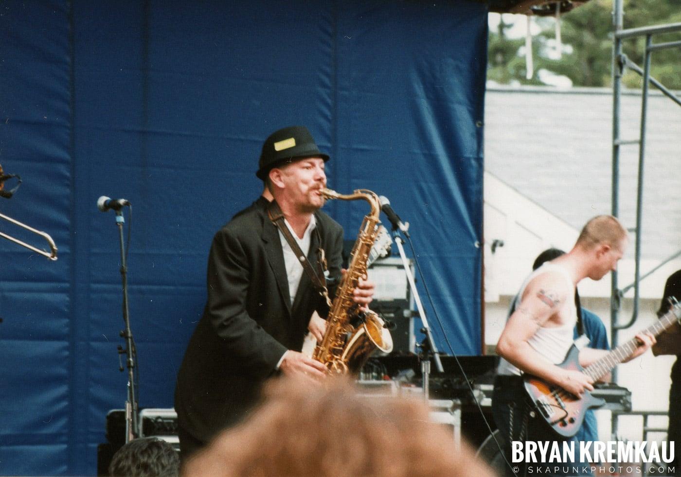 The Skoidats @ New England Ska Fest 98, Westford, MA - 8.22.98 (2)