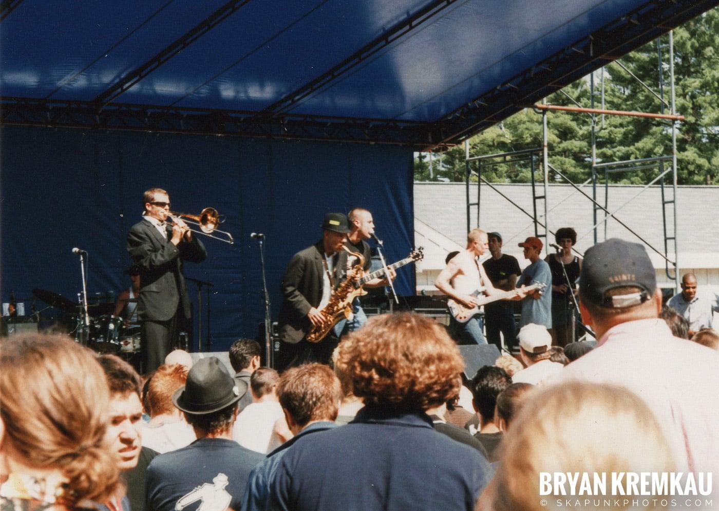The Skoidats @ New England Ska Fest 98, Westford, MA - 8.22.98 (1)