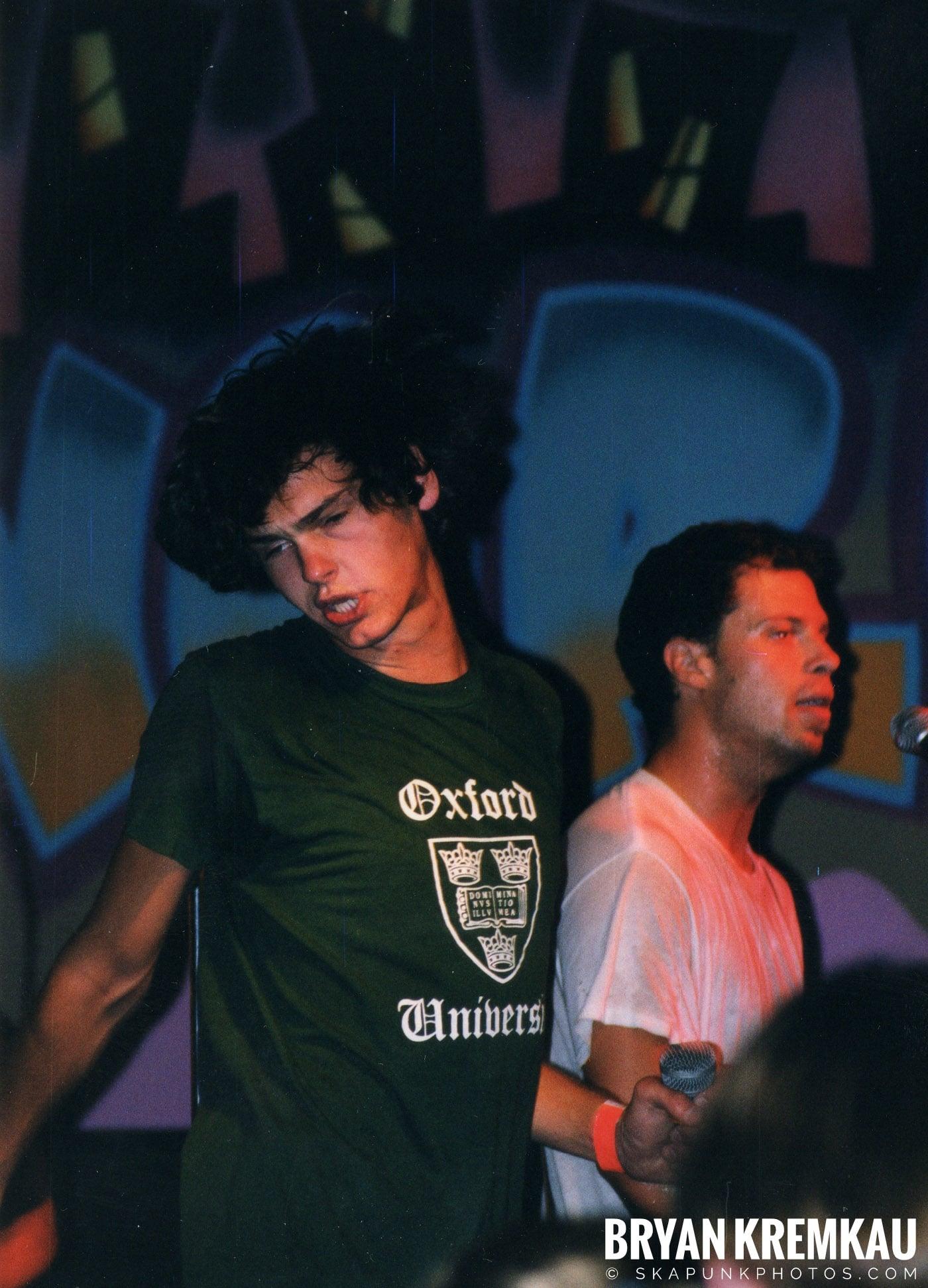 Slow Gherkin @ Skater's World, Wayne, NJ - 7.29.99 (13)