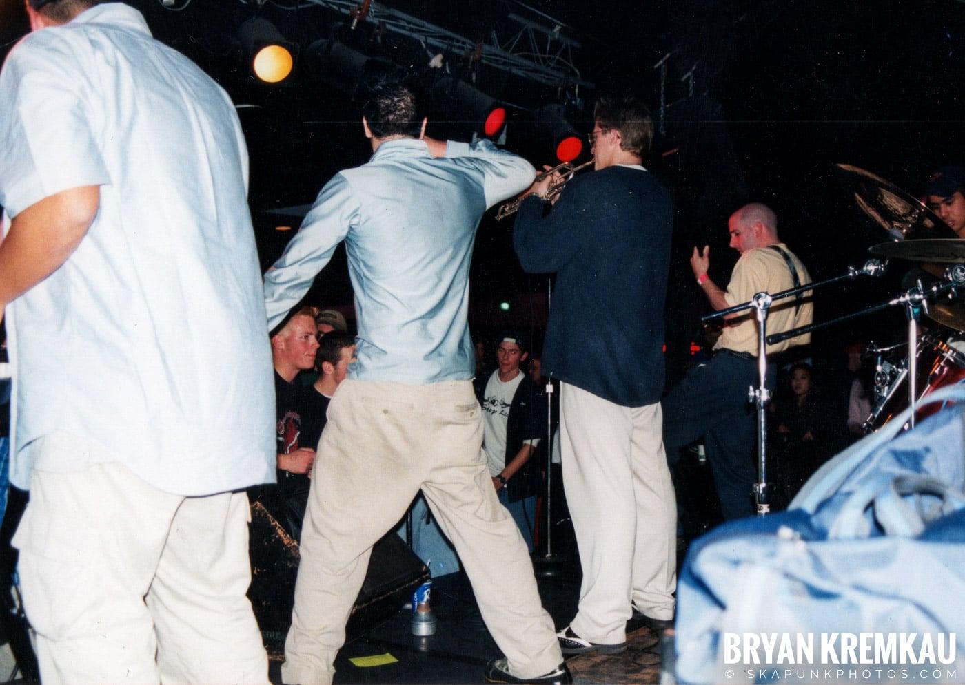 Step Lively @ Skater's World, Wayne, NJ - 11.7.98 (8)
