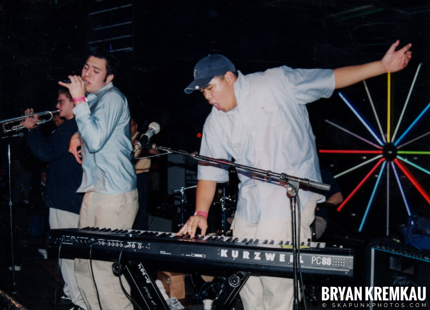 Step Lively @ Skater's World, Wayne, NJ - 11.7.98 (5)
