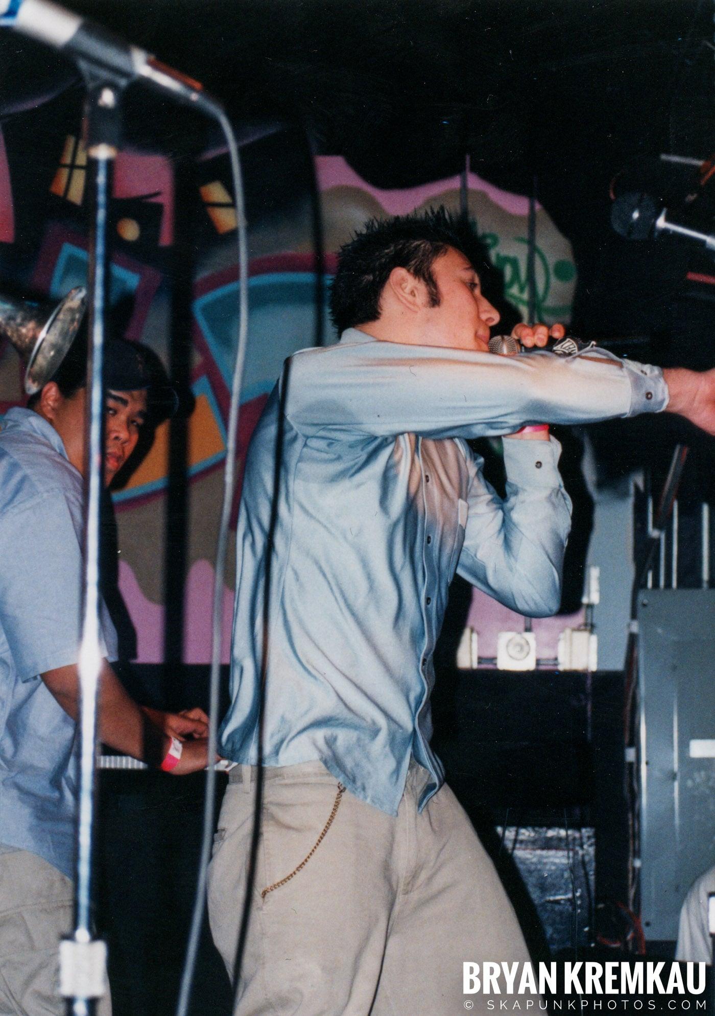 Step Lively @ Skater's World, Wayne, NJ - 11.7.98 (3)