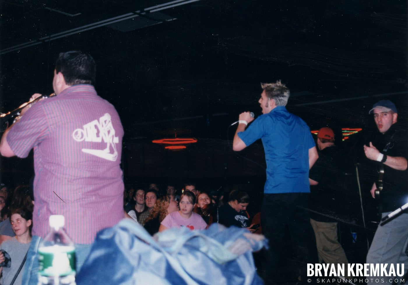 Step Lively @ Skater's World, Wayne, NJ - 1998 (3)