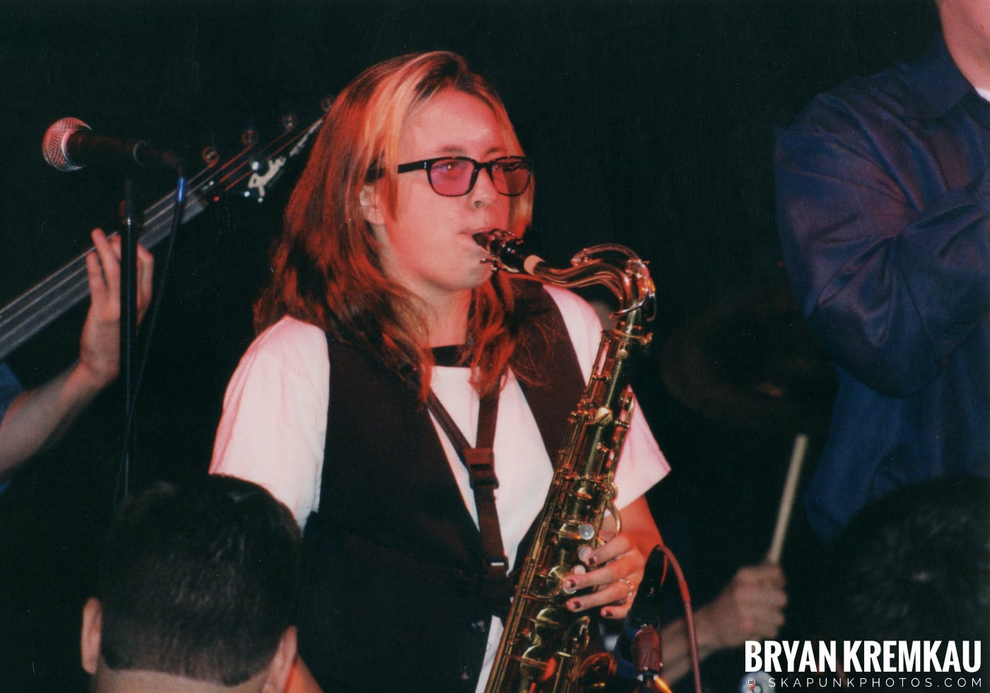 Step Lively @ Wetlands, NYC - 10.11.98 (12)