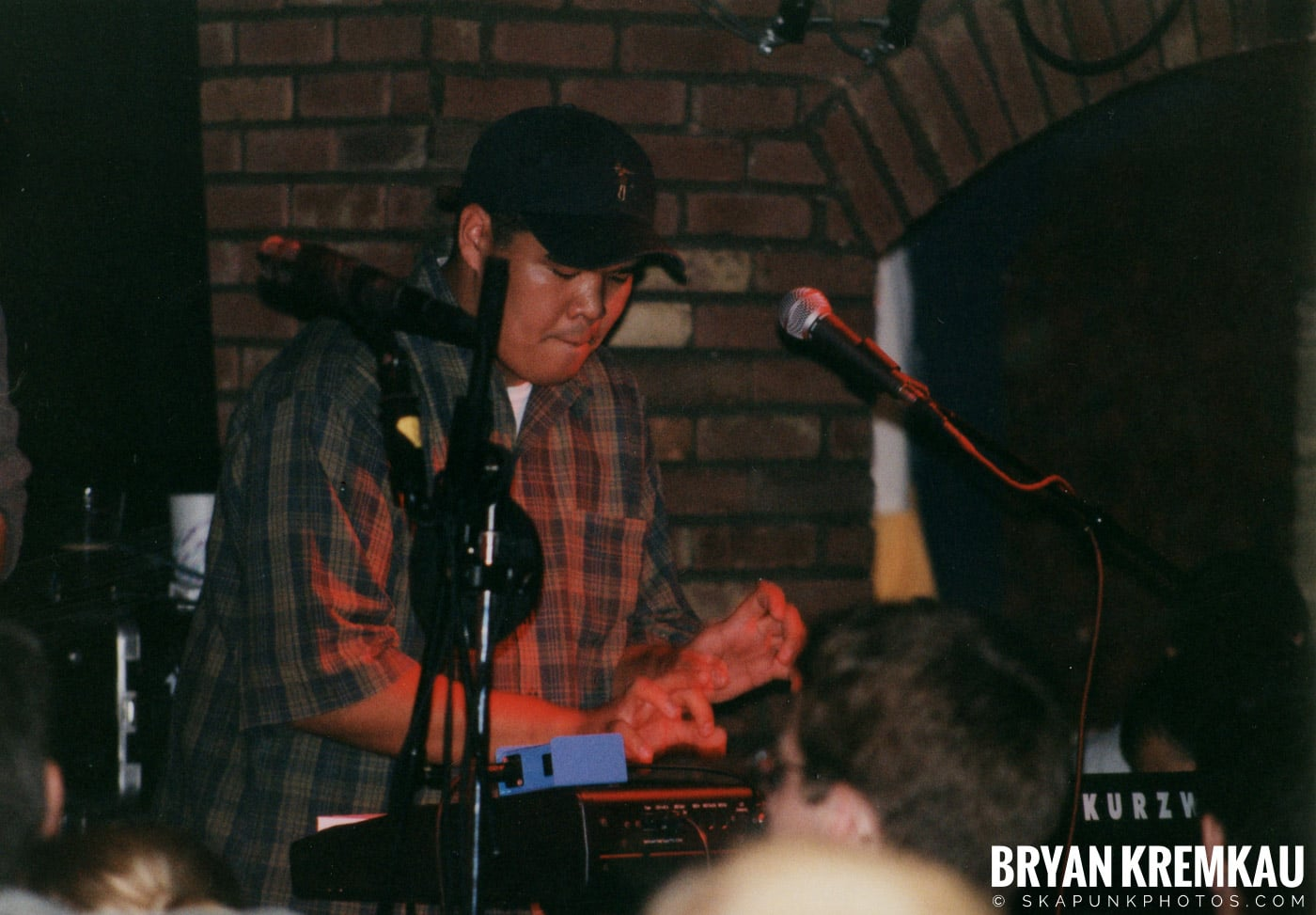 Step Lively @ Wetlands, NYC - 10.11.98 (11)