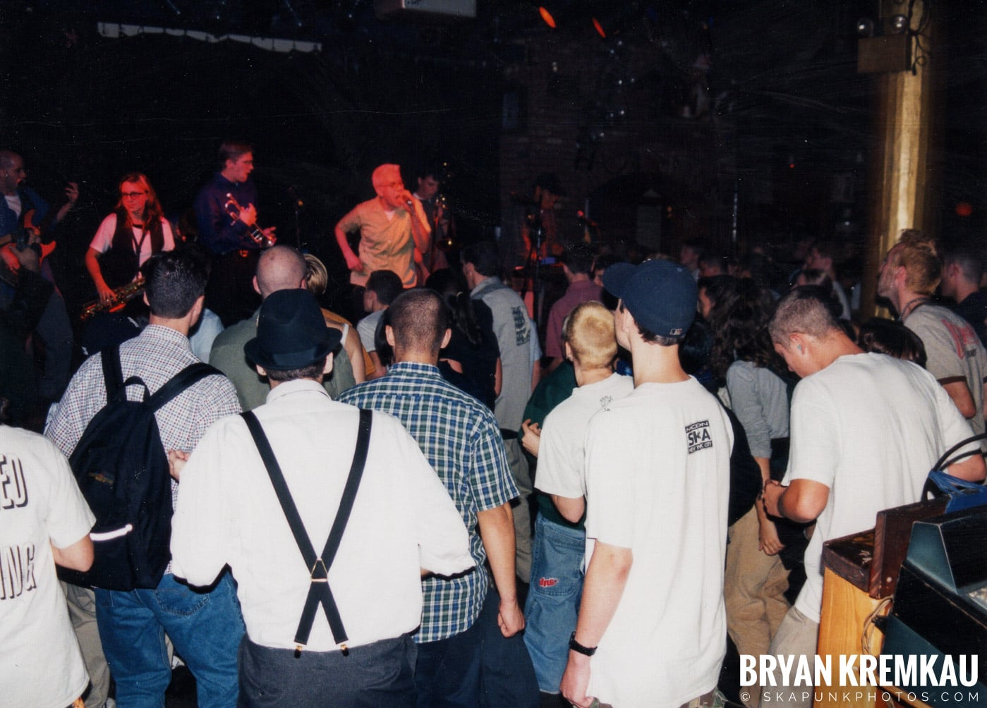 Step Lively @ Wetlands, NYC - 10.11.98 (10)