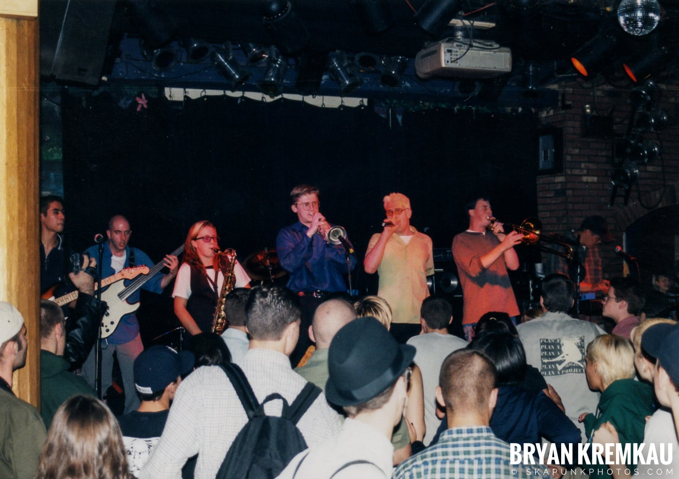 Step Lively @ Wetlands, NYC - 10.11.98 (9)
