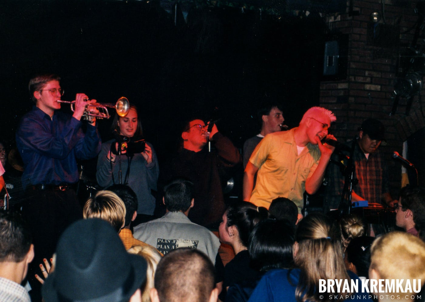 Step Lively @ Wetlands, NYC - 10.11.98 (7)