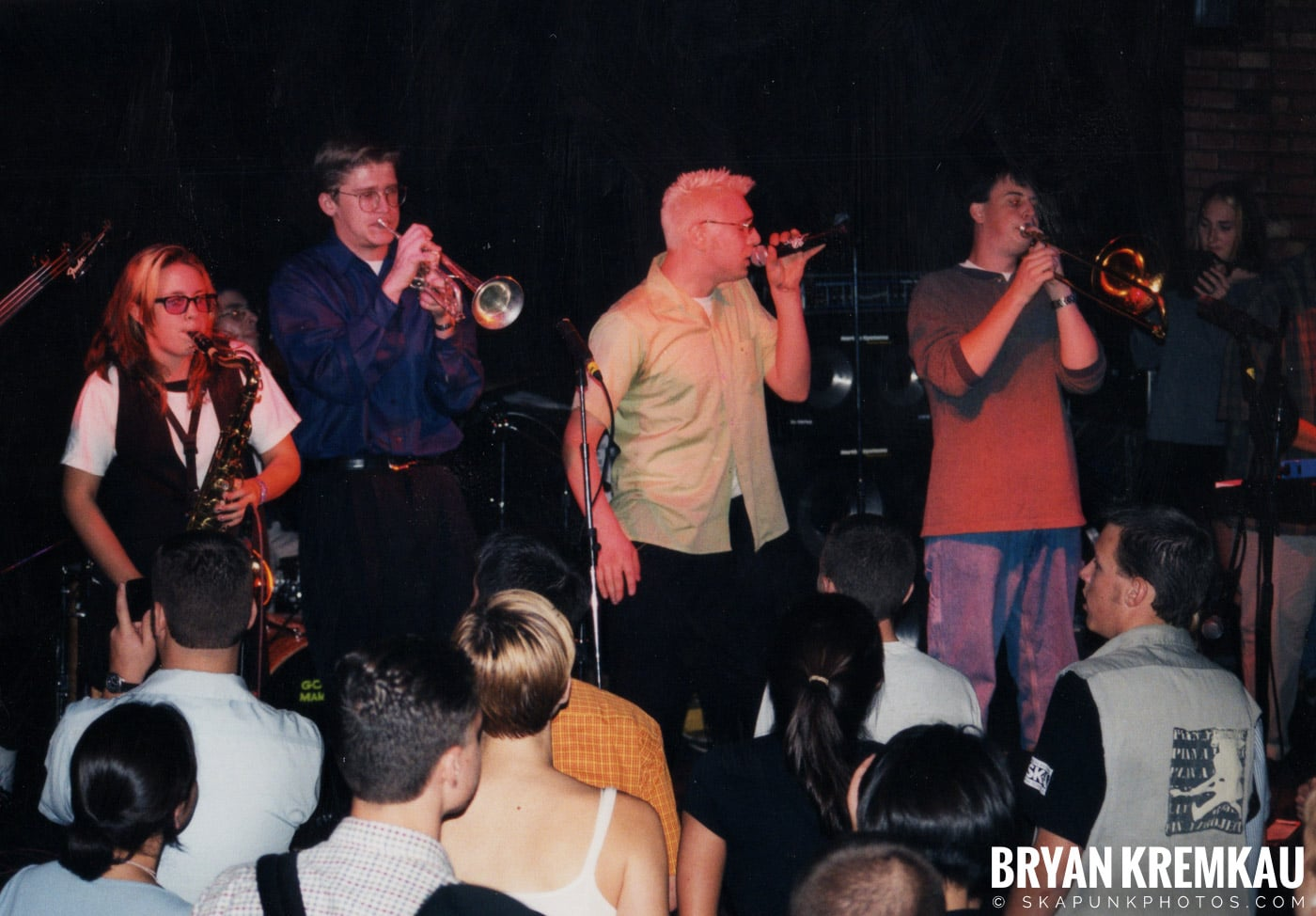 Step Lively @ Wetlands, NYC - 10.11.98 (4)
