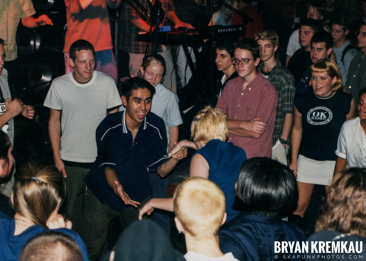 Step Lively @ Wetlands, NYC - 10.11.98 (2)