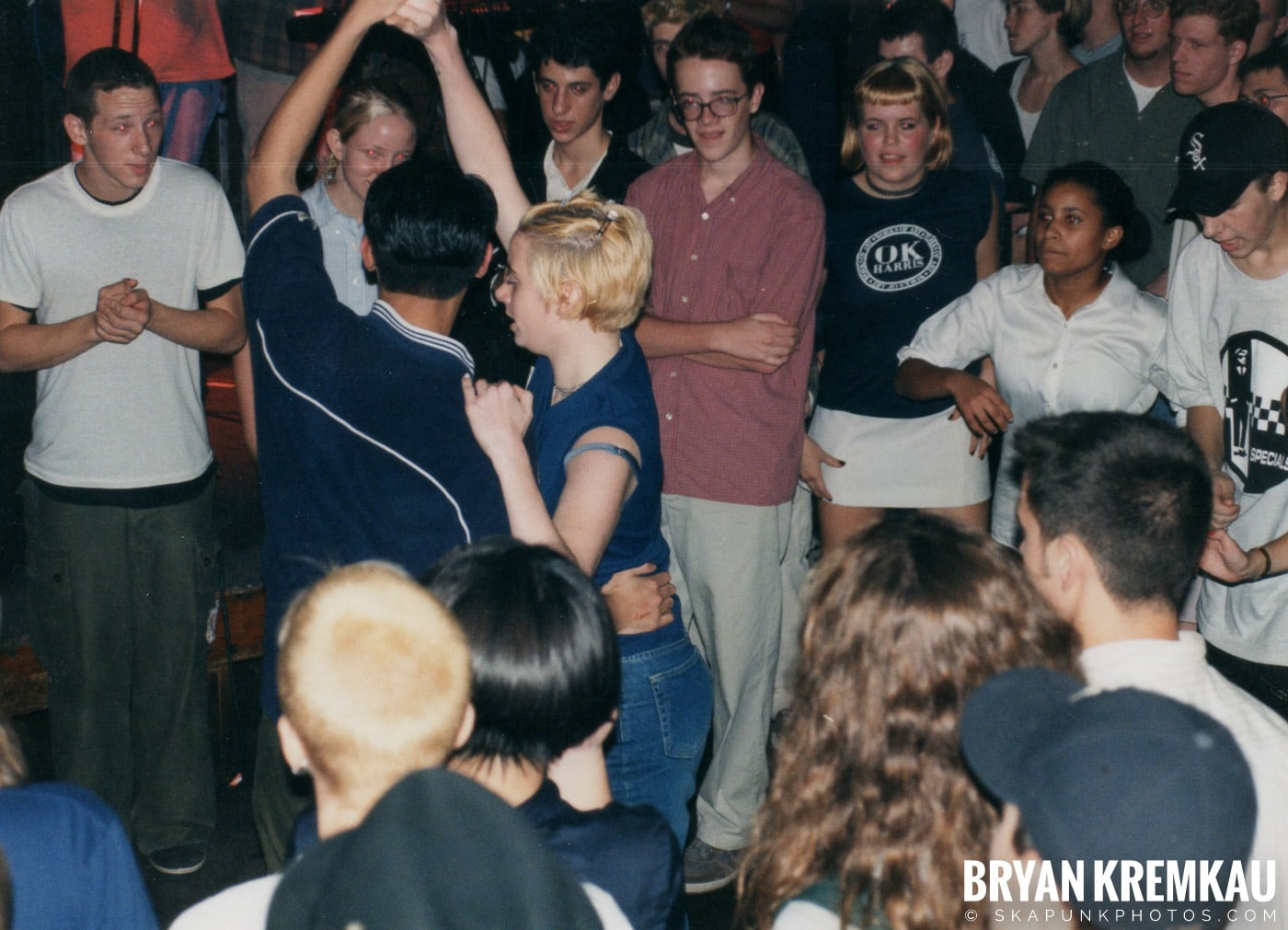 Step Lively @ Wetlands, NYC - 10.11.98 (1)