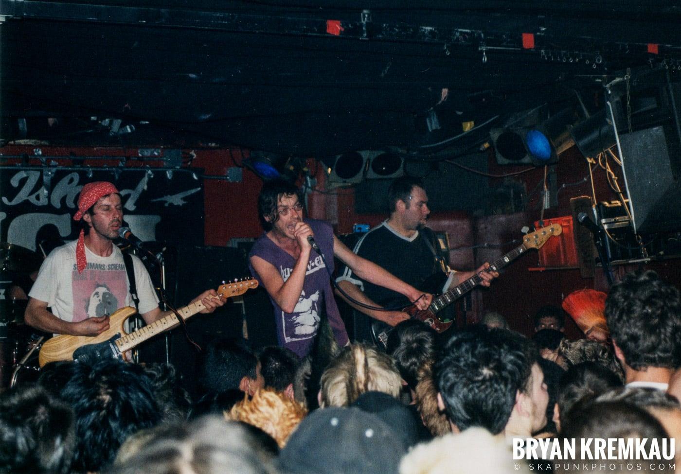 Subhumans @ Coney Island High, NYC - 9.10.98 (23)