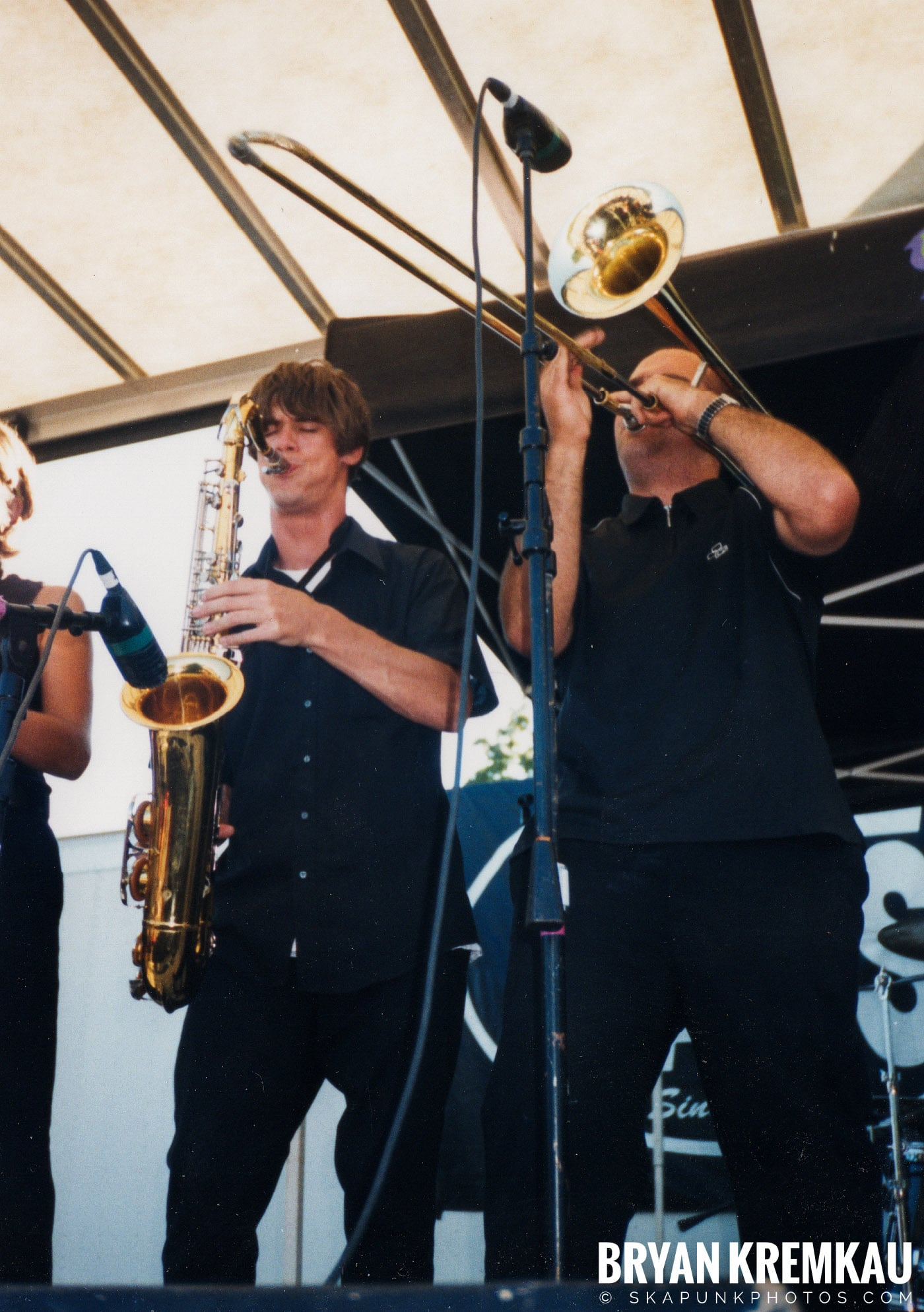 The Smooths @ Vans Warped Tour, Randall's Island, NYC - 8.1.98 (12)