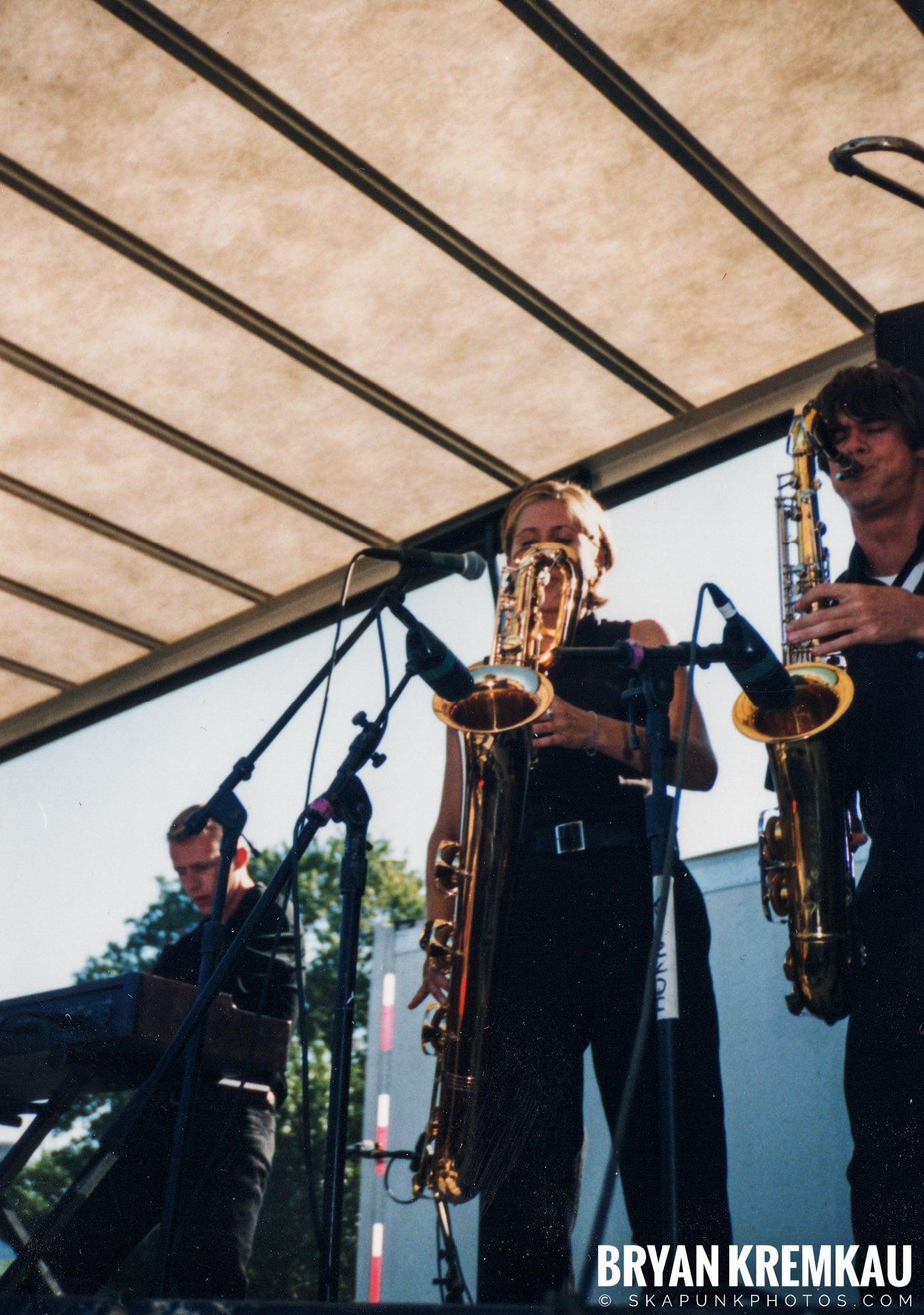 The Smooths @ Vans Warped Tour, Randall's Island, NYC - 8.1.98 (11)
