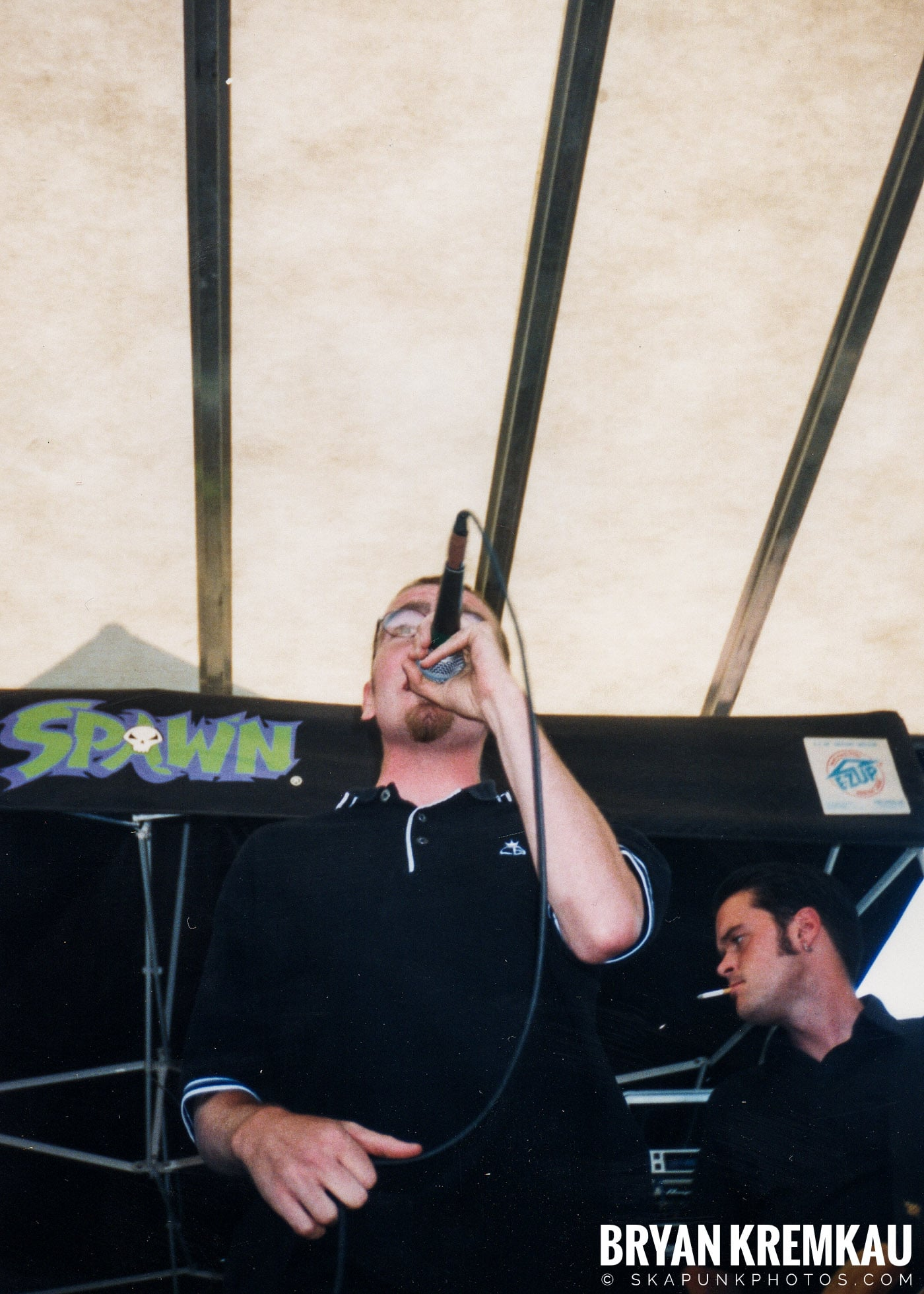 The Smooths @ Vans Warped Tour, Randall's Island, NYC - 8.1.98 (10)