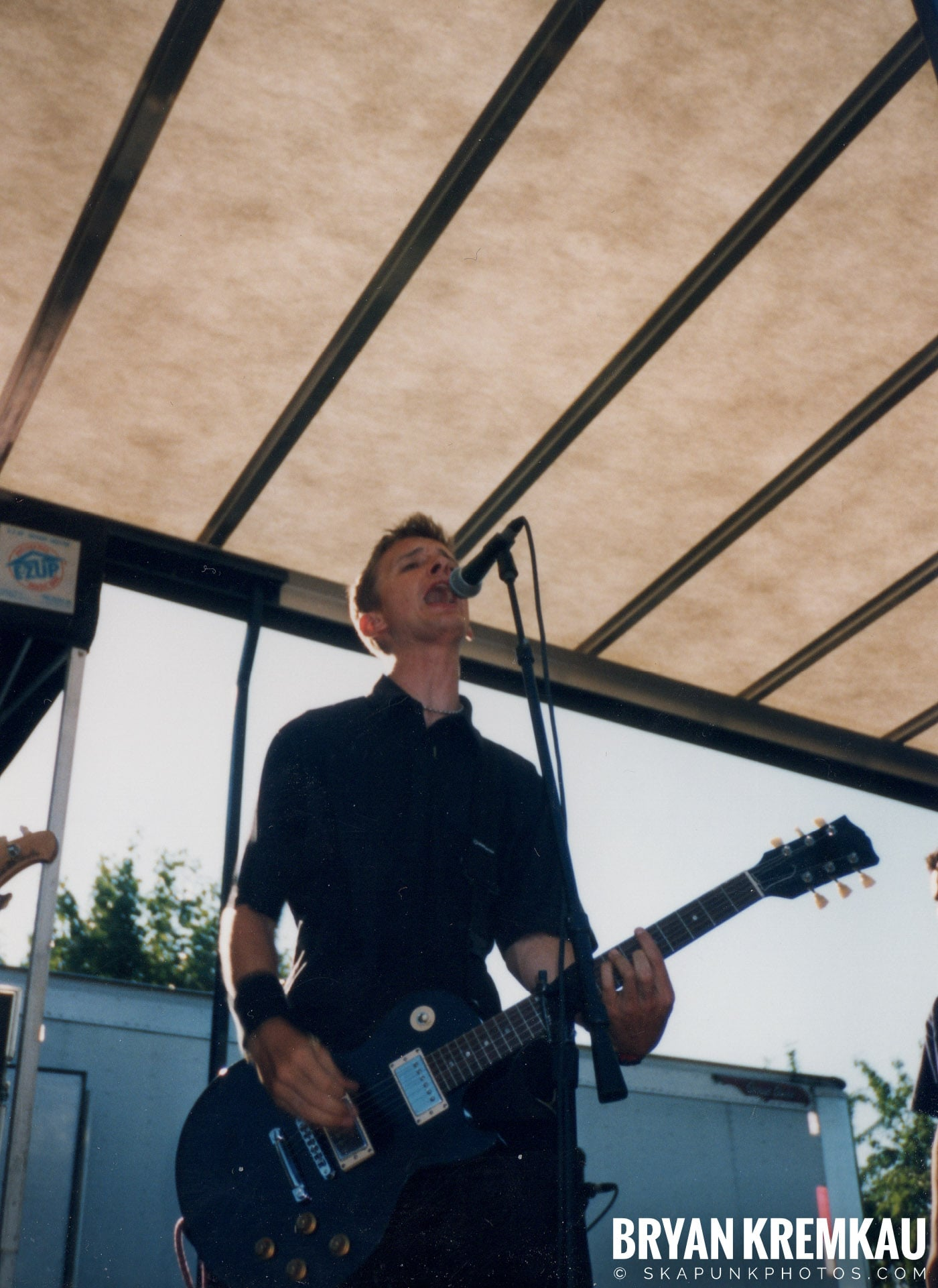 The Smooths @ Vans Warped Tour, Randall's Island, NYC - 8.1.98 (2)