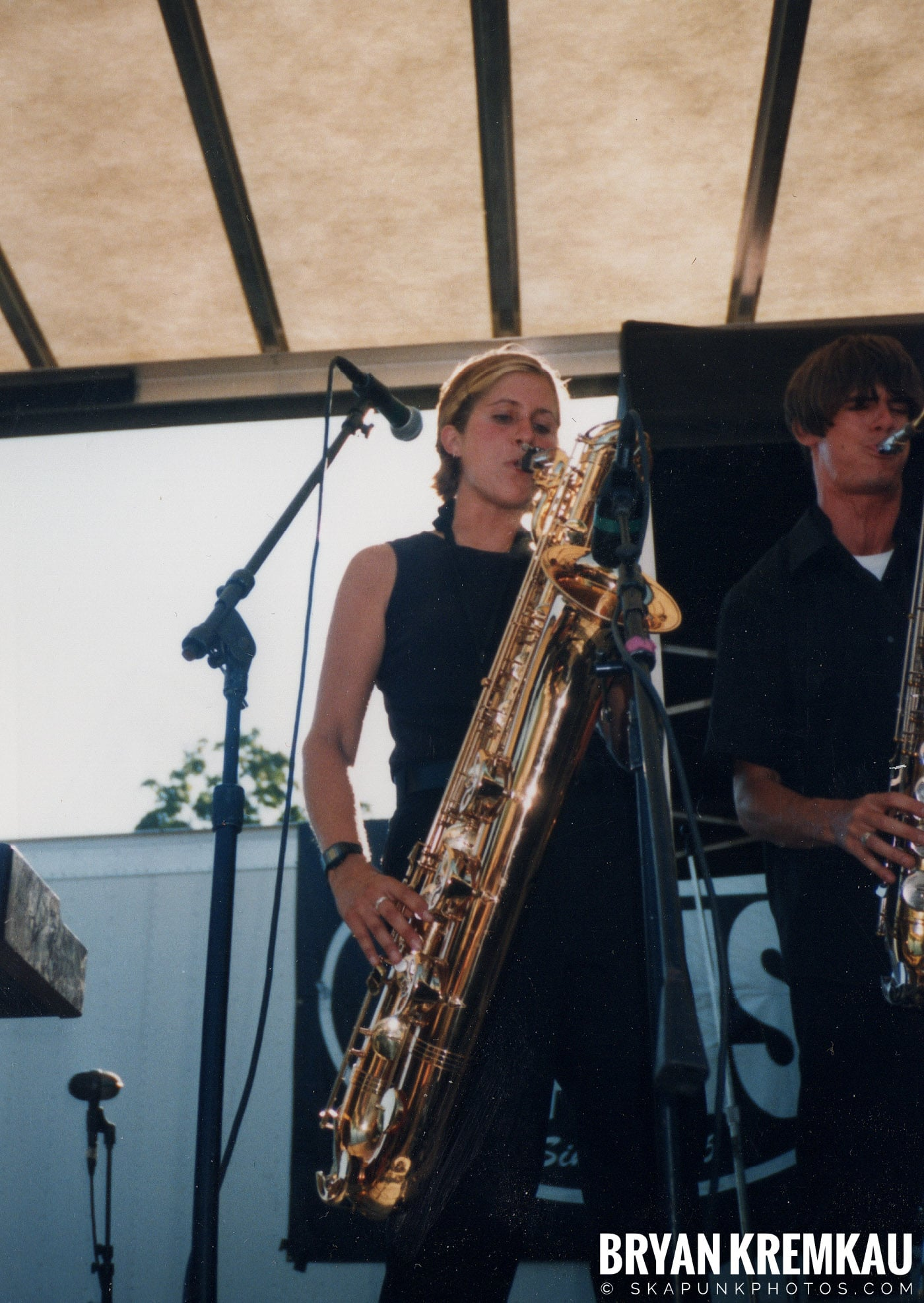 The Smooths @ Vans Warped Tour, Randall's Island, NYC - 8.1.98 (1)