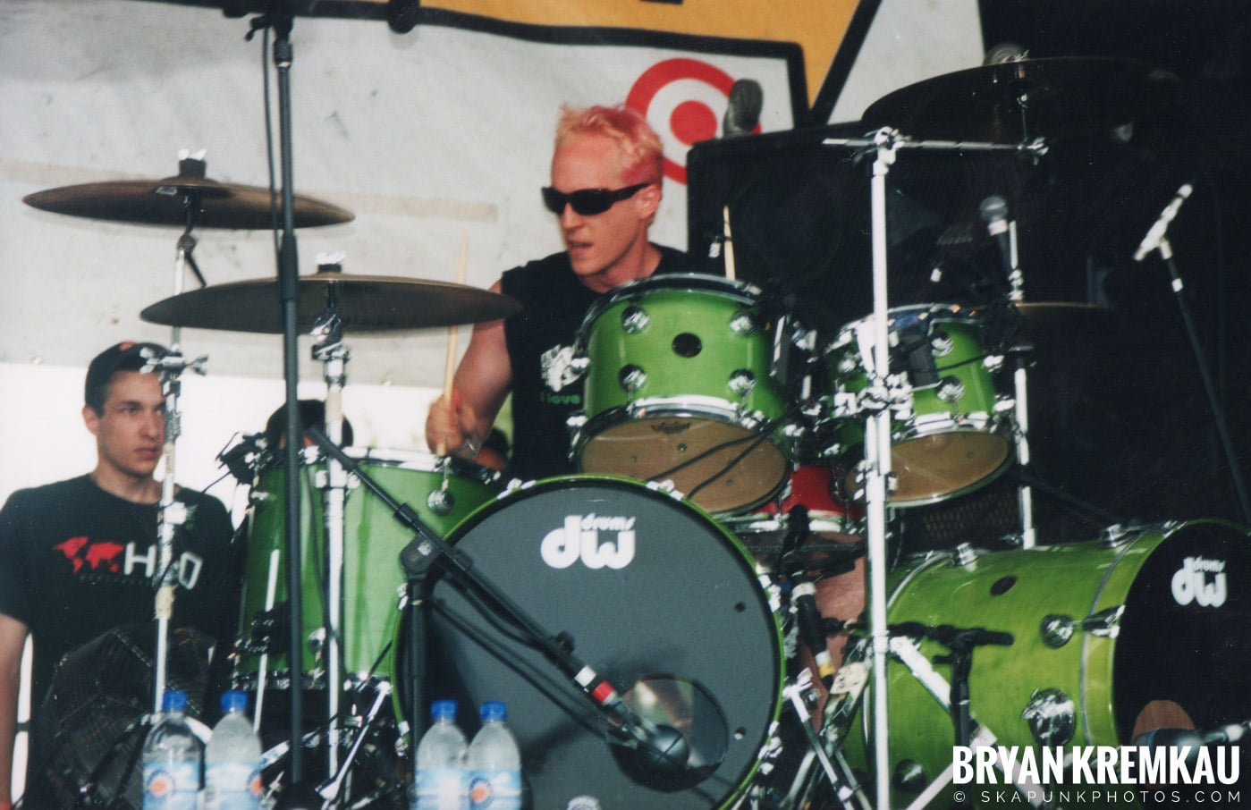 The Vandals @ Vans Warped Tour, Randall's Island, NYC - 8.4.01 (4)