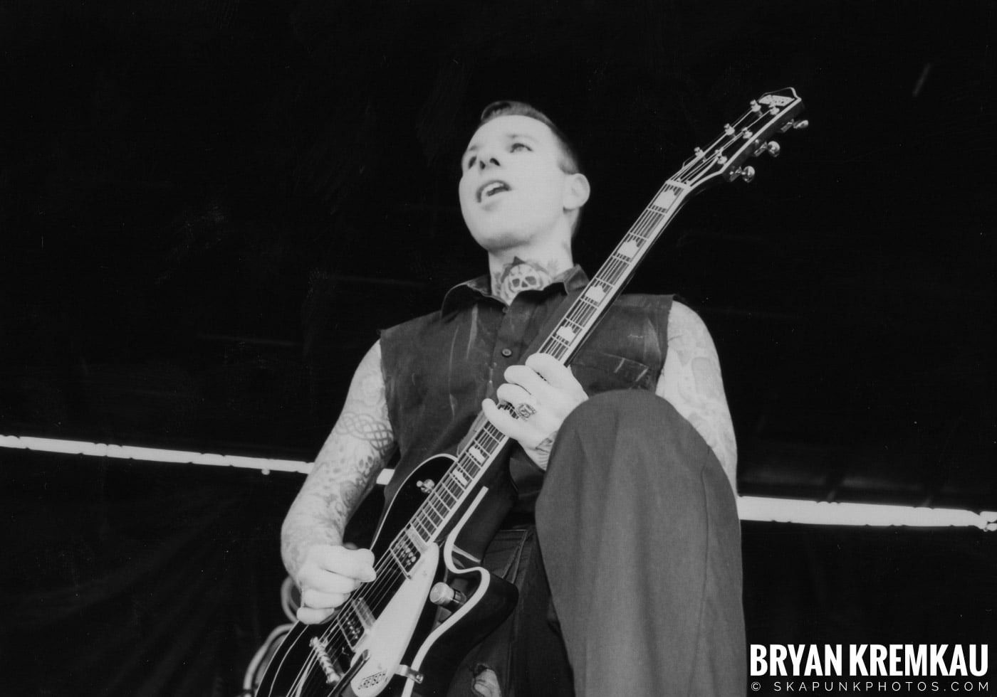 Tiger Army @ Vans Warped Tour, Randall's Island, NYC - 8.7.04 (6)