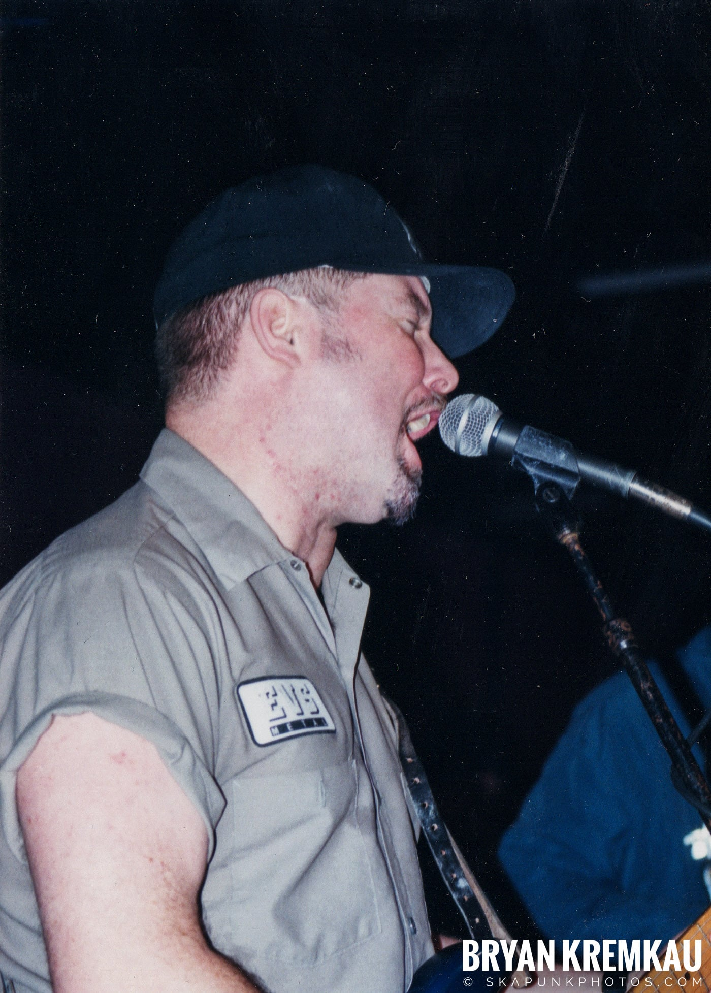 The Toasters @ Skater's World, Wayne, NJ - 11.29.98 (22)