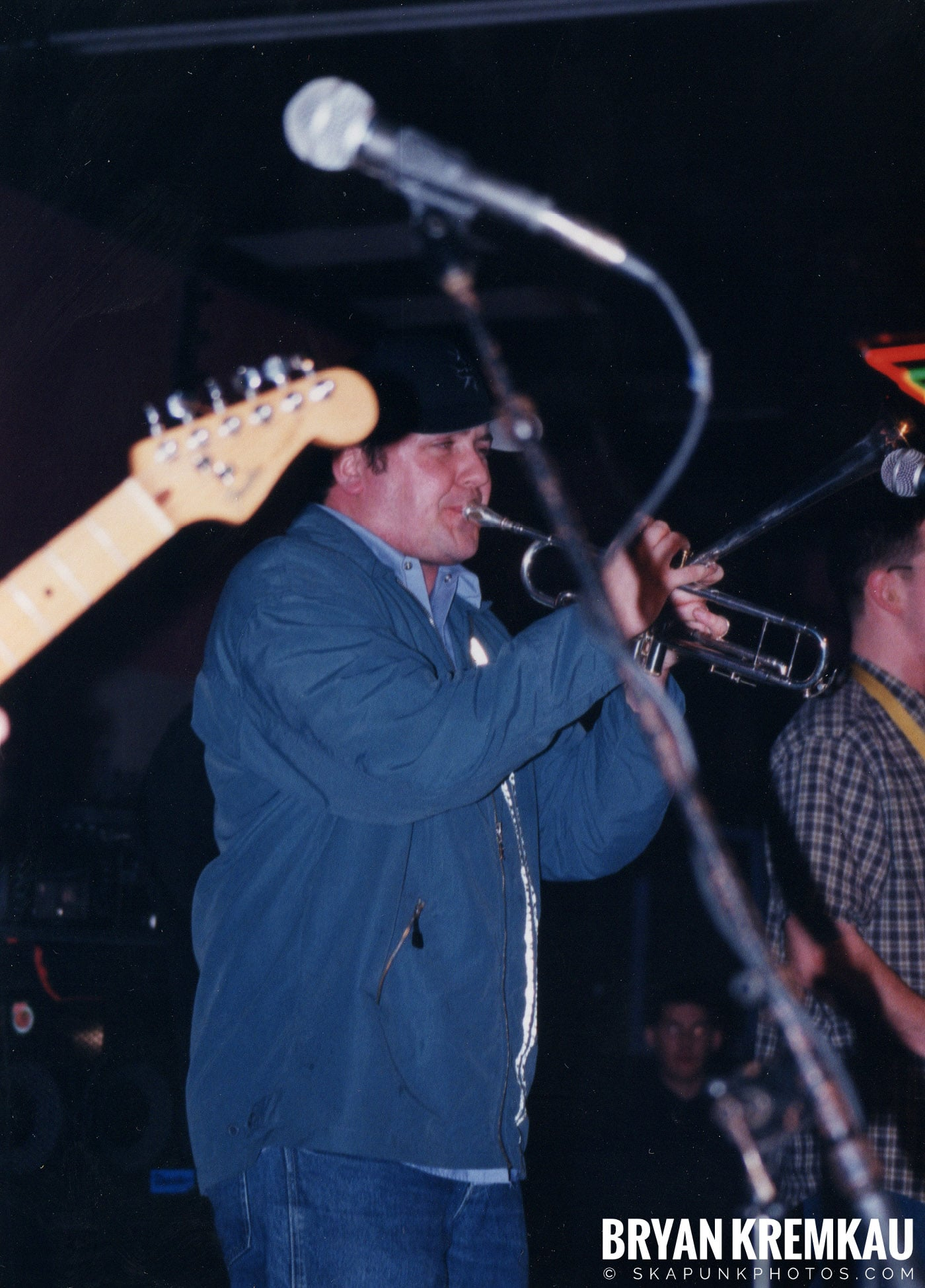 The Toasters @ Skater's World, Wayne, NJ - 11.29.98 (21)