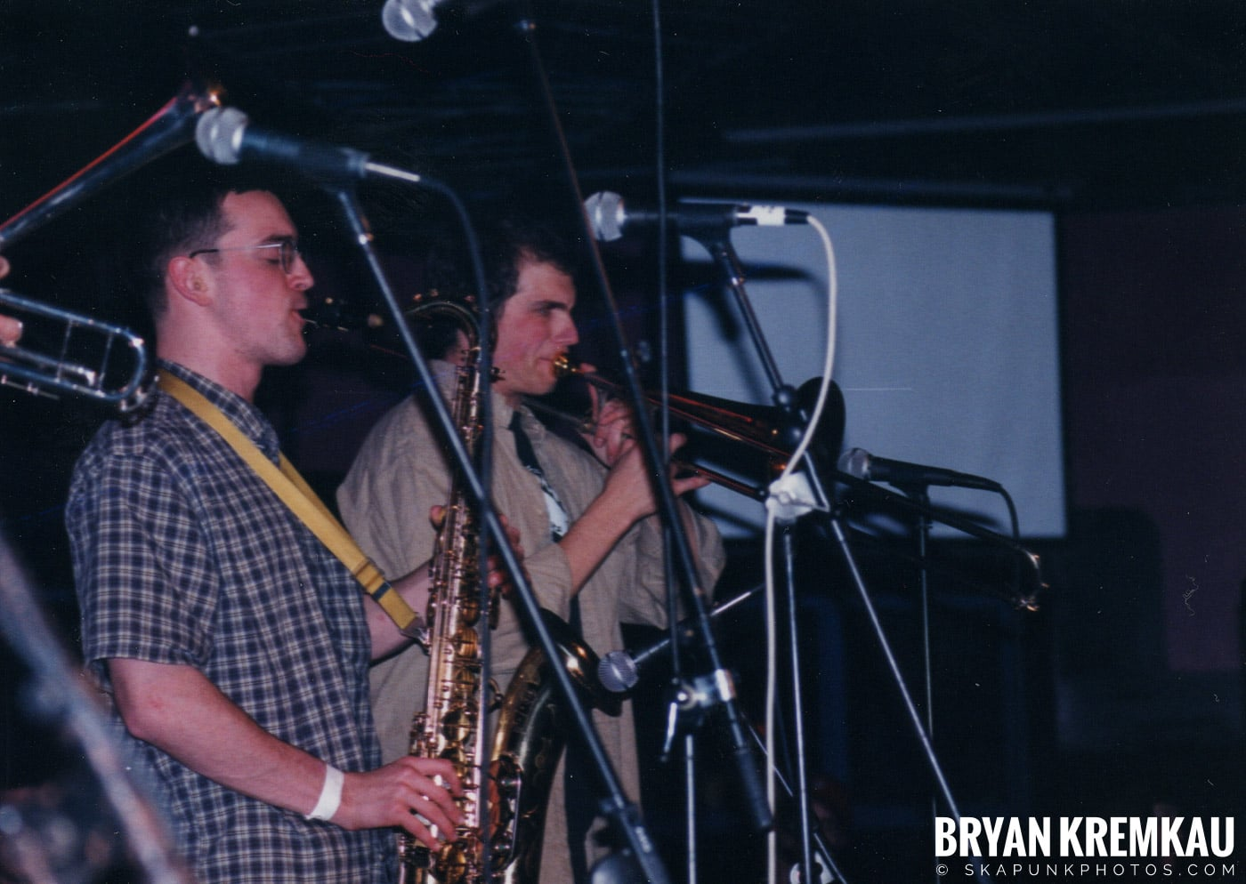 The Toasters @ Skater's World, Wayne, NJ - 11.29.98 (20)