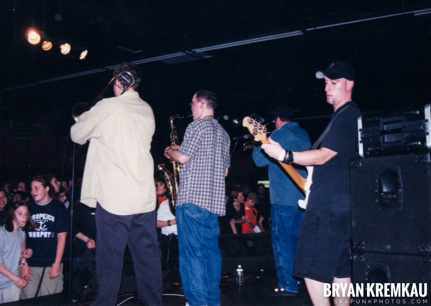 The Toasters @ Skater's World, Wayne, NJ - 11.29.98 (19)