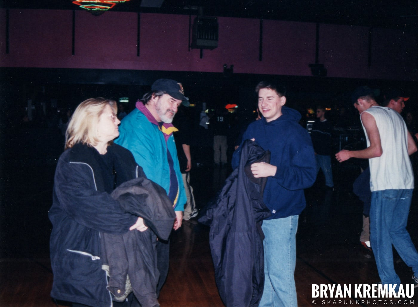 The Toasters @ Skater's World, Wayne, NJ - 11.29.98 (18)
