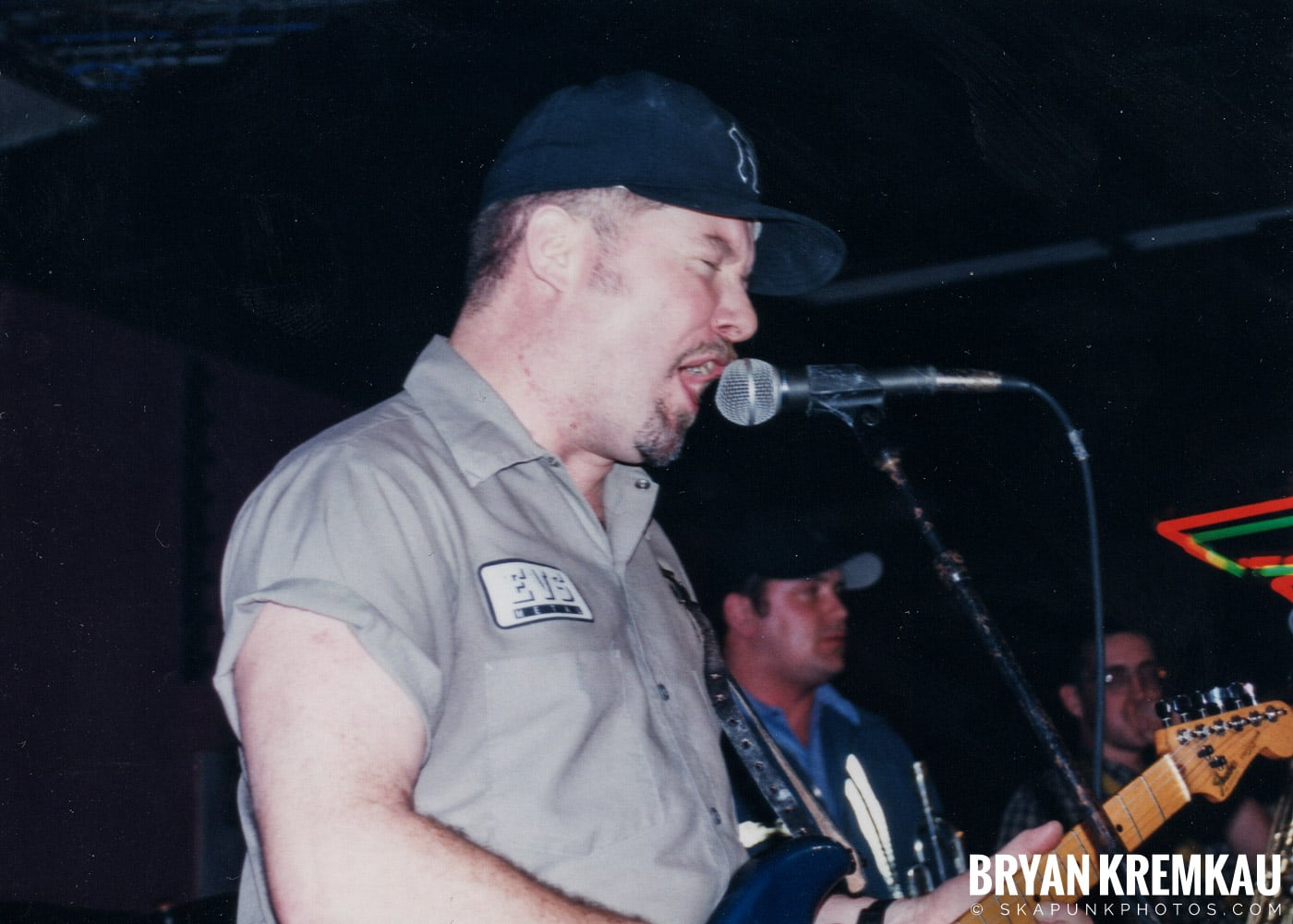 The Toasters @ Skater's World, Wayne, NJ - 11.29.98 (16)