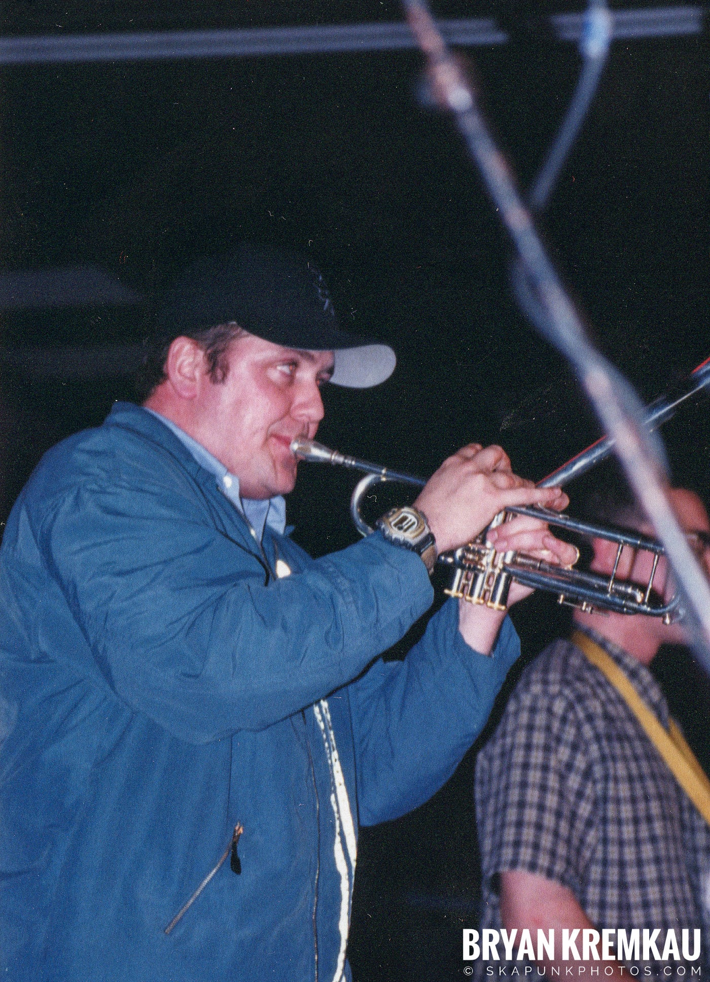 The Toasters @ Skater's World, Wayne, NJ - 11.29.98 (15)