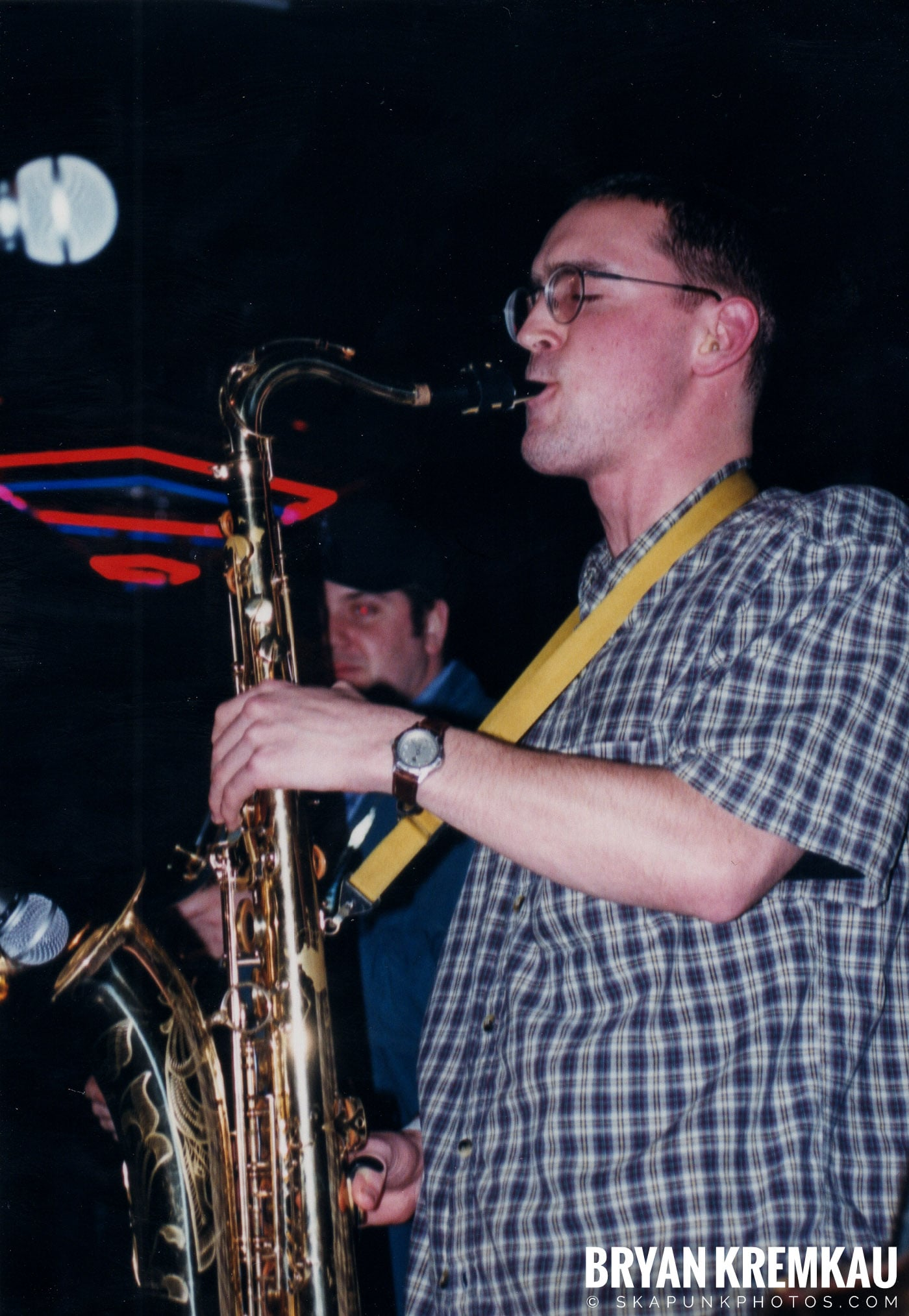 The Toasters @ Skater's World, Wayne, NJ - 11.29.98 (14)