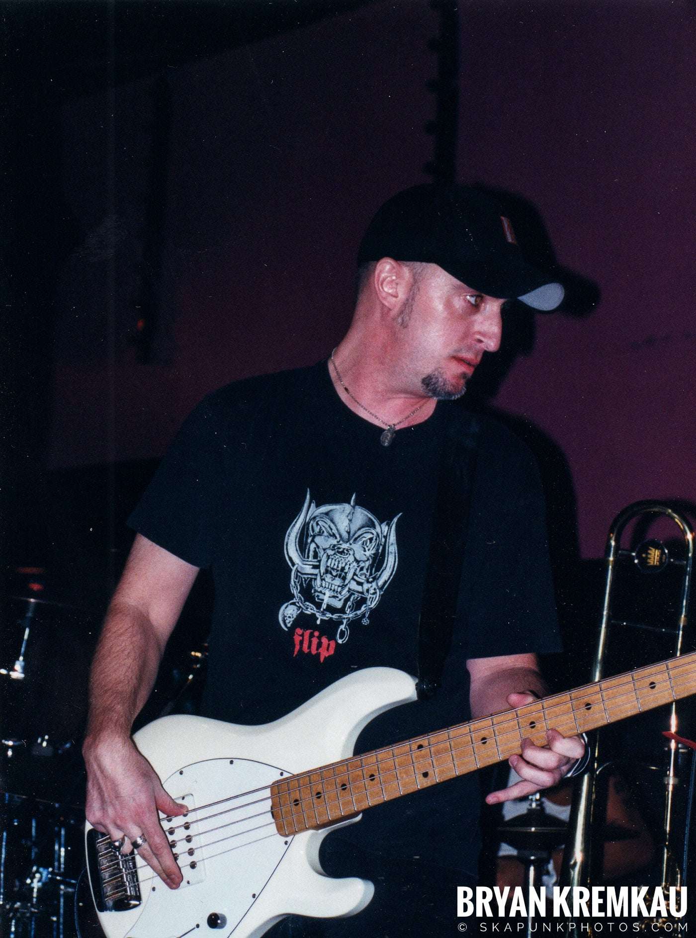 The Toasters @ Skater's World, Wayne, NJ - 11.29.98 (13)