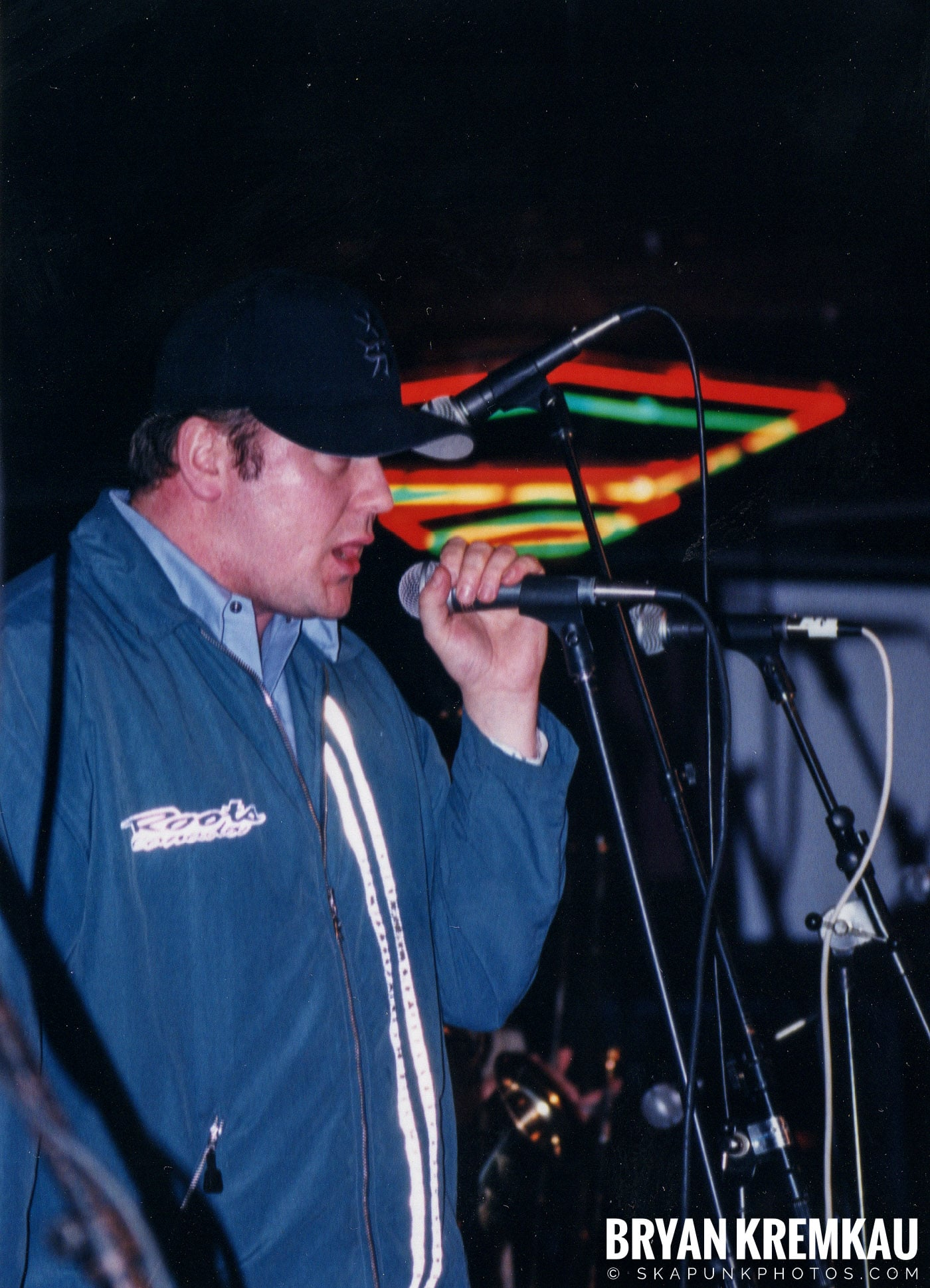 The Toasters @ Skater's World, Wayne, NJ - 11.29.98 (10)