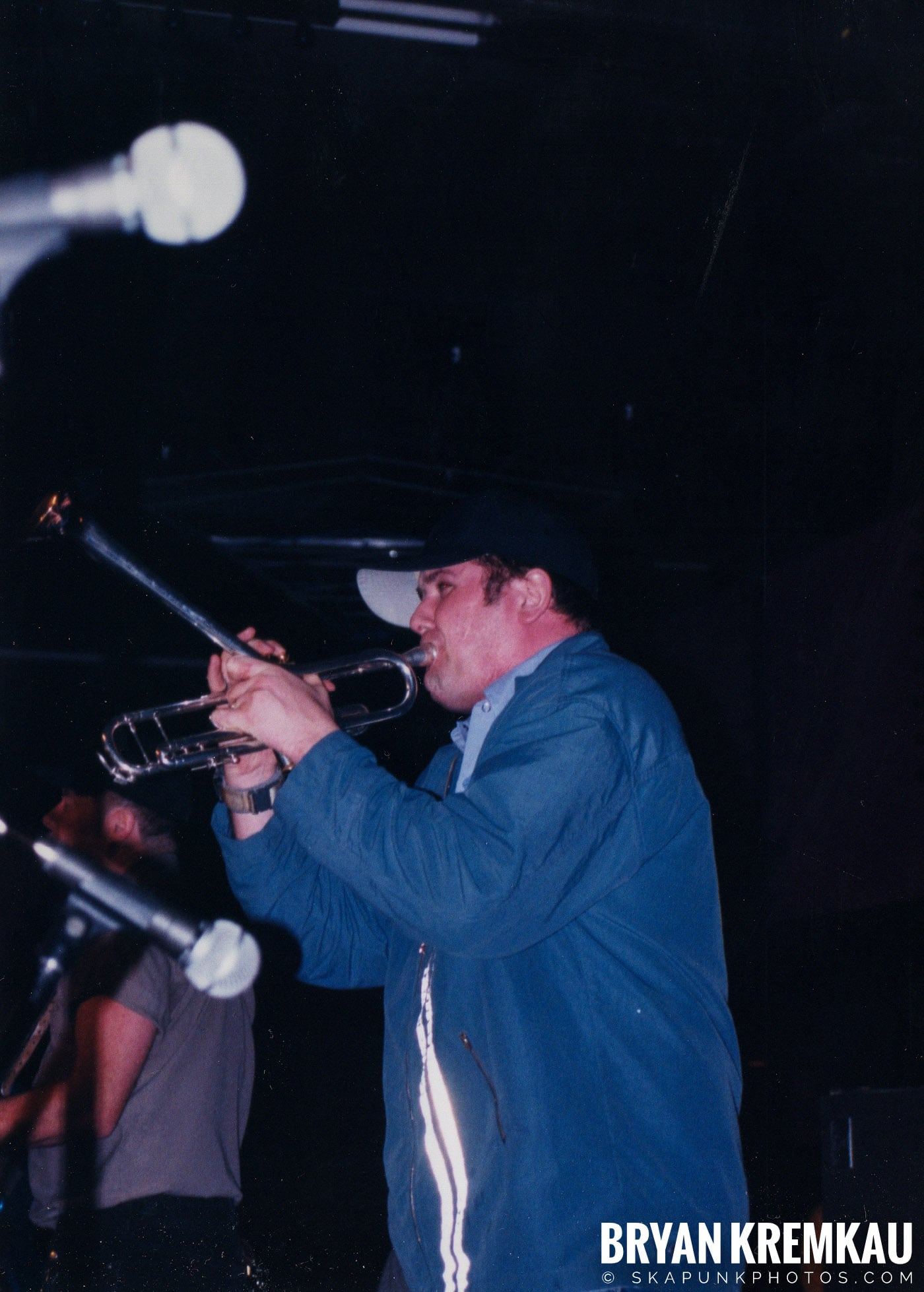 The Toasters @ Skater's World, Wayne, NJ - 11.29.98 (7)