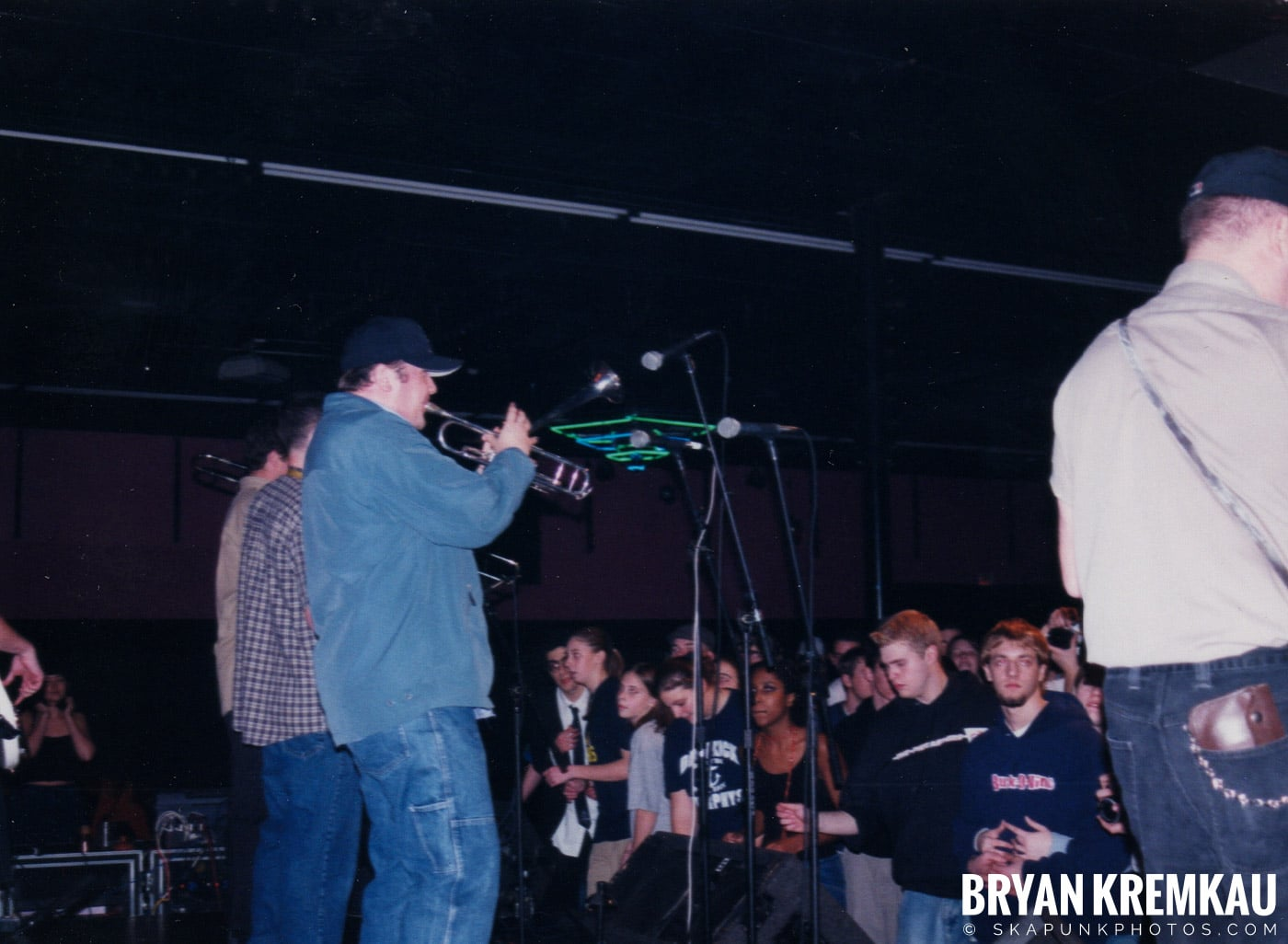 The Toasters @ Skater's World, Wayne, NJ - 11.29.98 (5)